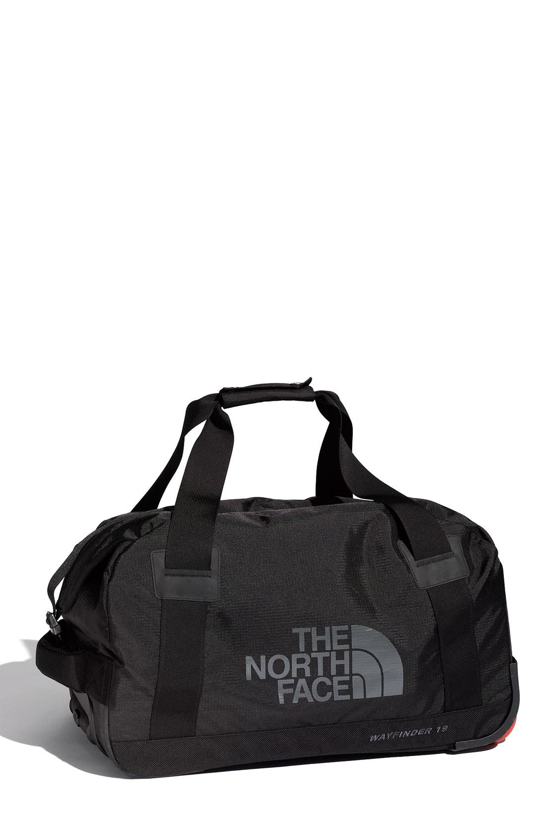Alternate Image 1 Selected - The North Face 'Wayfinder' Carry-On Wheeled Duffel Bag