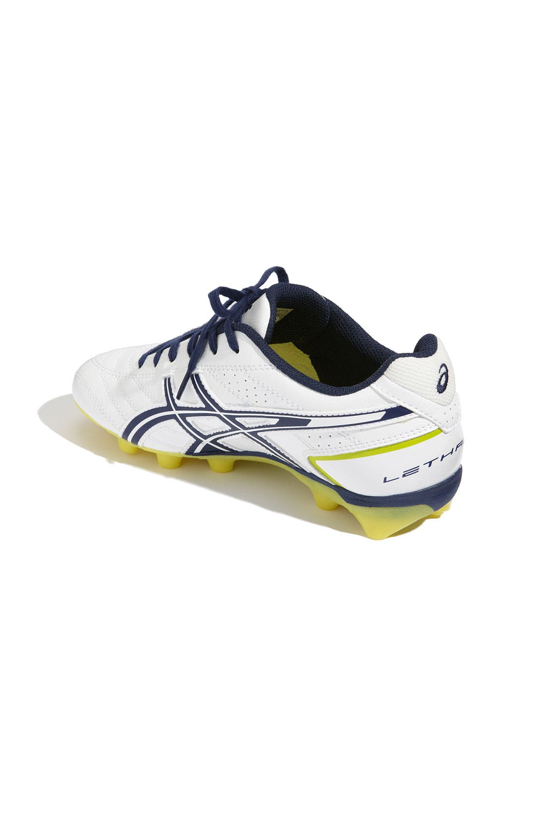Alternate Image 2  - ASICS® 'Lethal' Soccer Cleat (Little Kid & Big Kid)