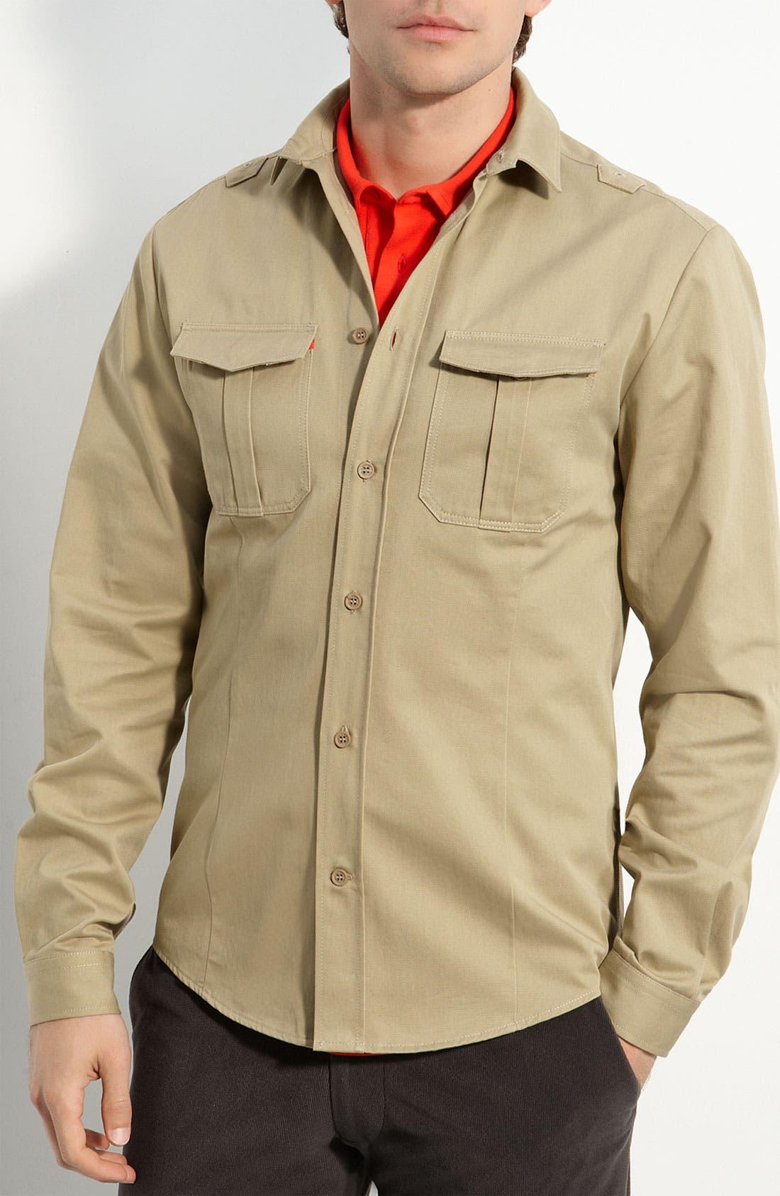 Alternate Image 1 Selected - Orlebar Brown 'Dexter' Shirt Jacket