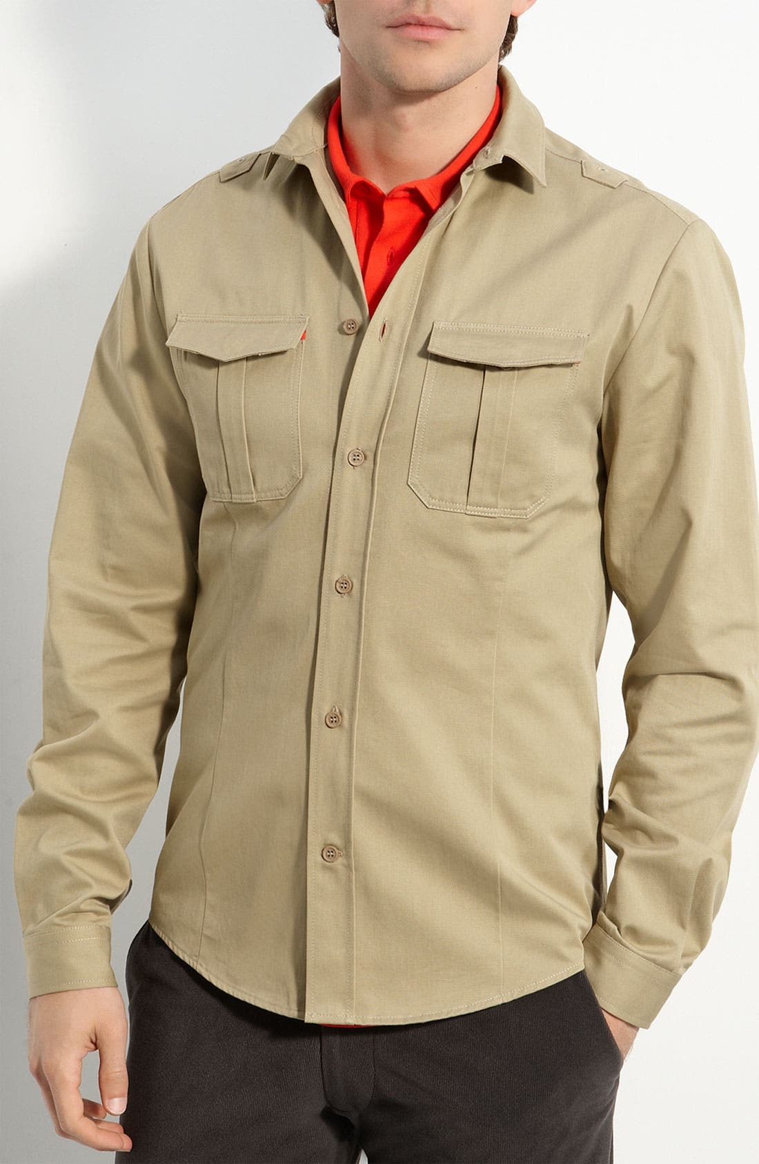 Main Image - Orlebar Brown 'Dexter' Shirt Jacket