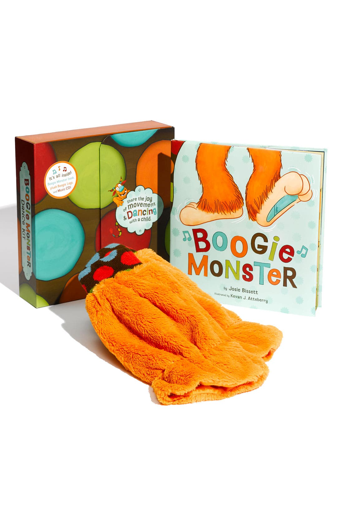 Main Image - Compendium 'Boogie Monster Dance Kit' Game