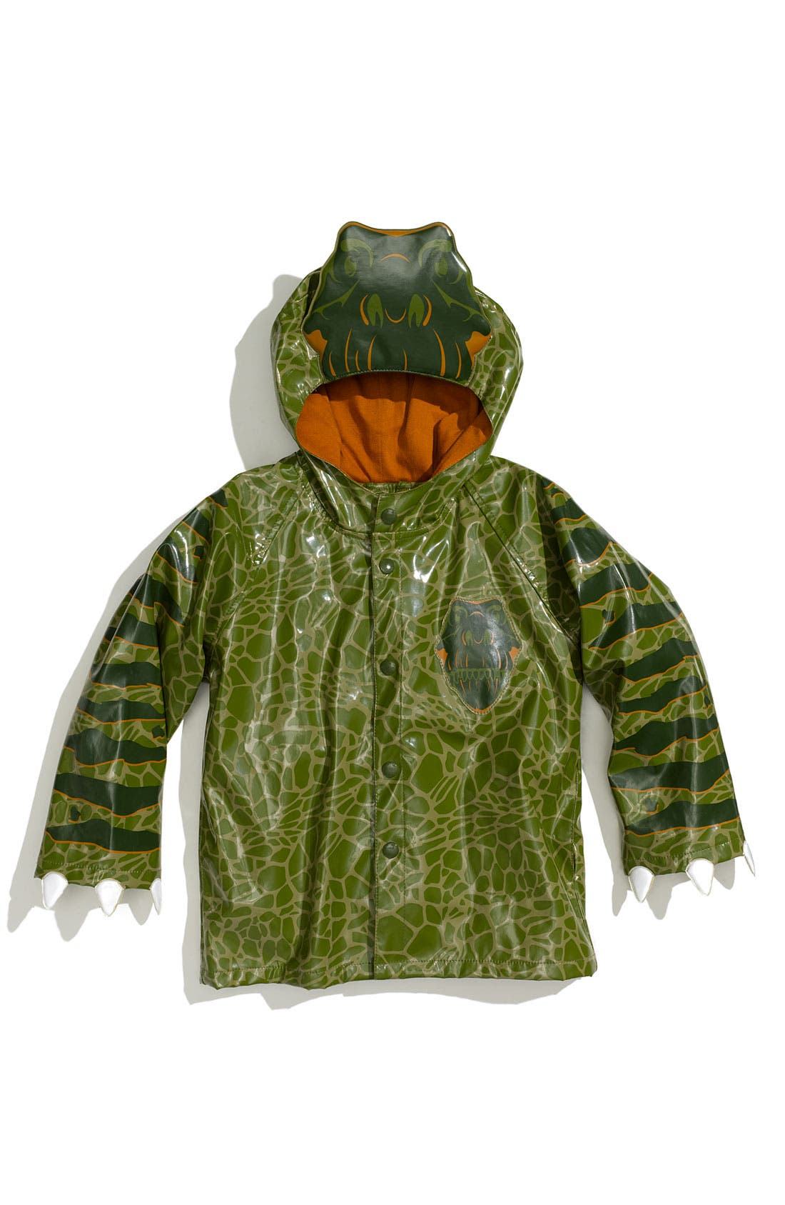 Main Image - Western Chief 'Dino' Raincoat (Toddler & Little Boys)