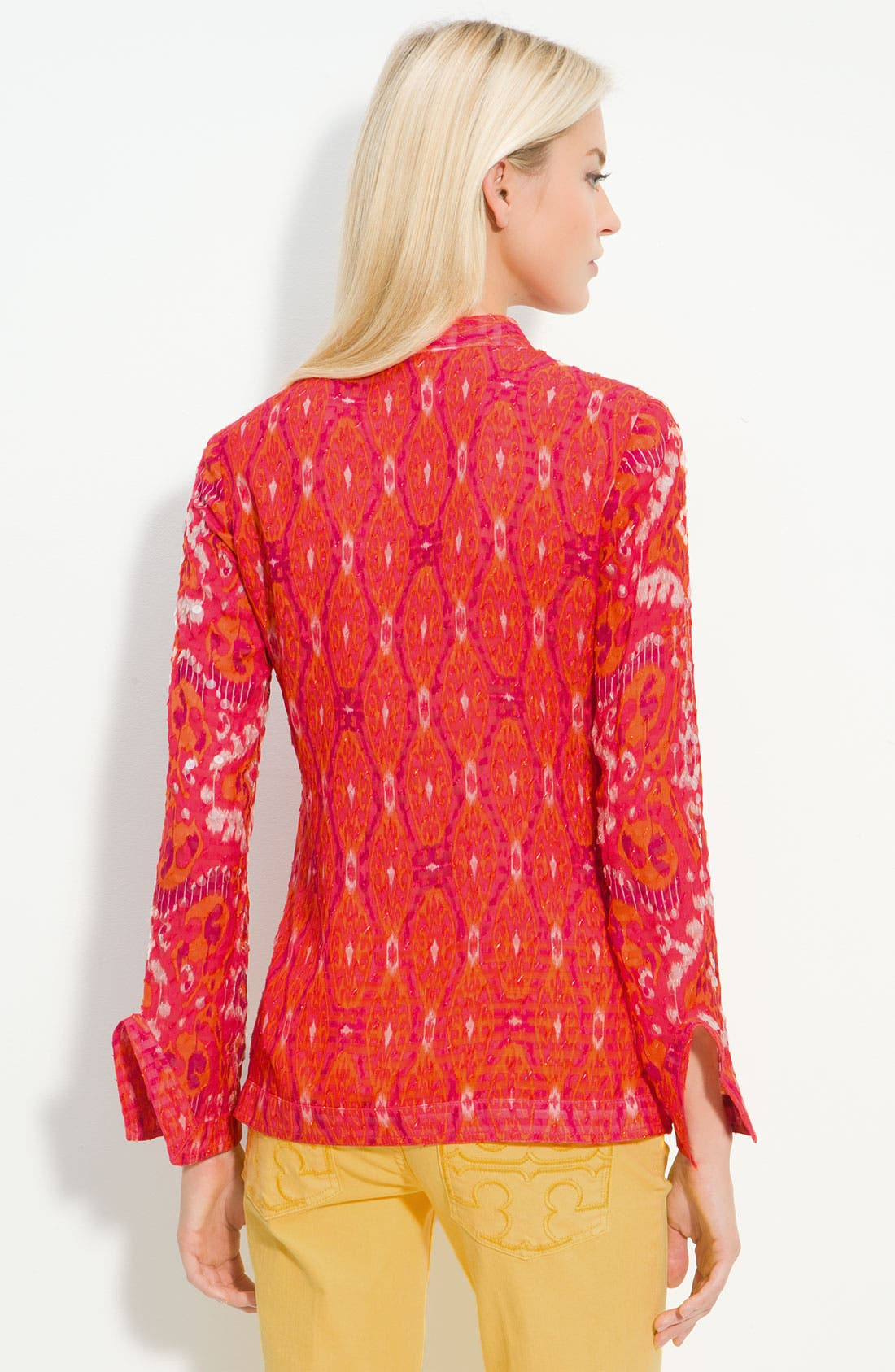Alternate Image 2  - Tory Burch 'Stephanie' Embellished Tunic
