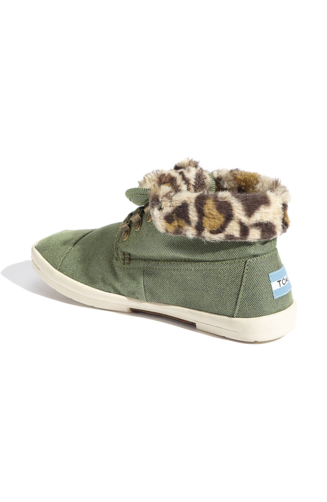 Alternate Image 2  - TOMS 'Botas - Highlands' Fleece Chukka Boot (Women)