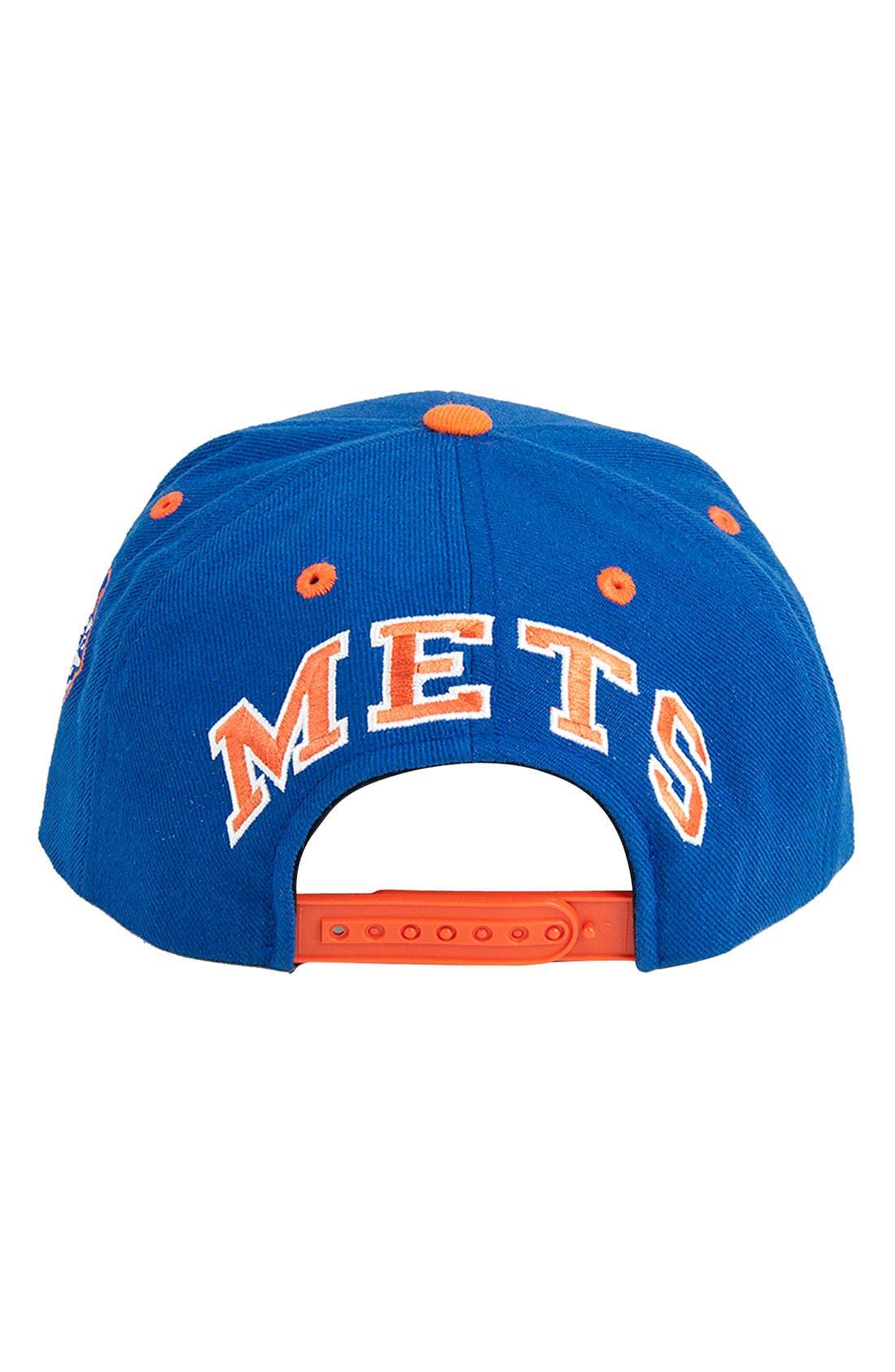 Alternate Image 2  - American Needle 'Blockhead Mets' Snapback Baseball Cap