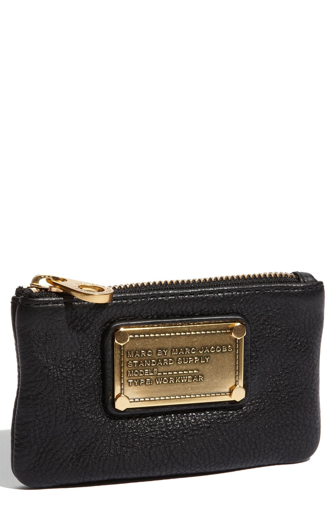 Alternate Image 1 Selected - MARC BY MARC JACOBS 'Classic Q' Key Pouch