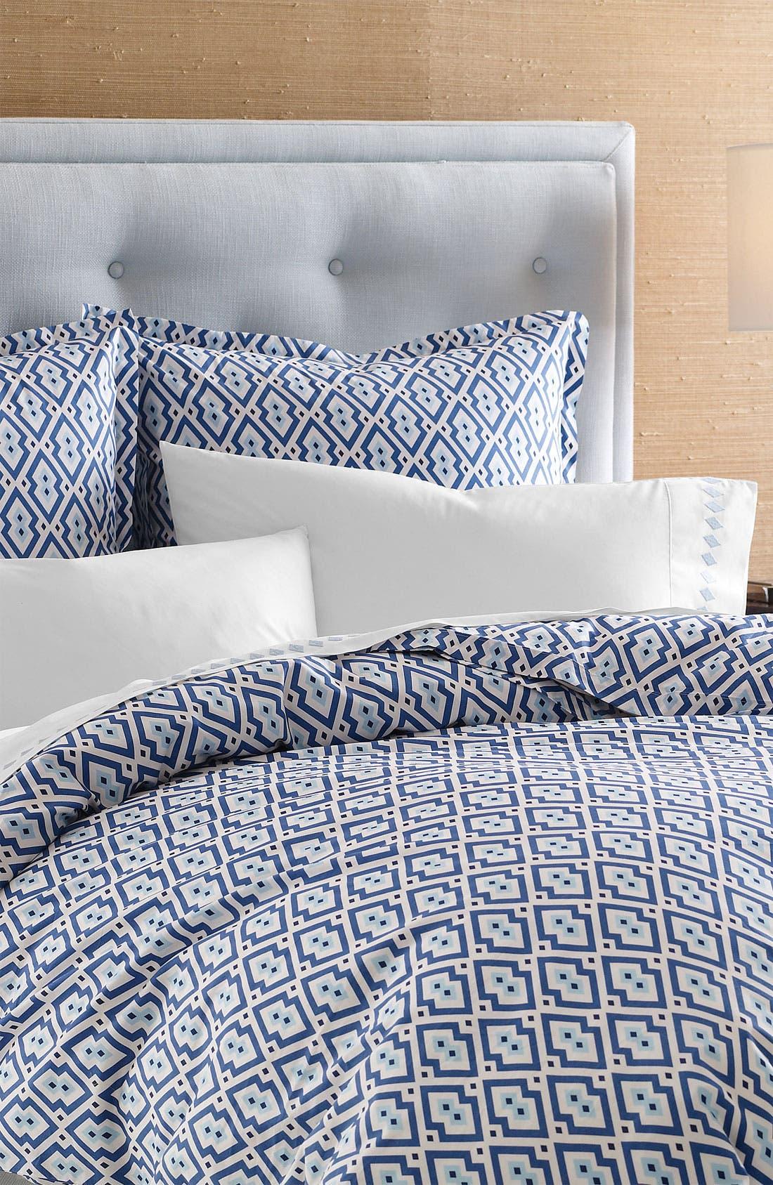 Alternate Image 2  - Jonathan Adler 400 Thread Count Embroidered Pillowcase