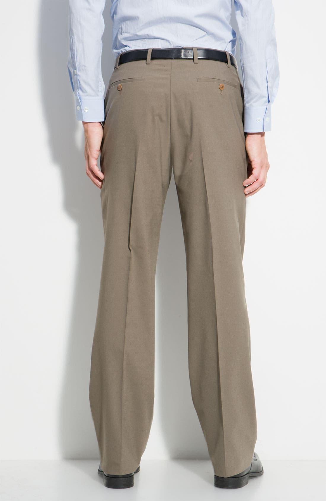 Alternate Image 4  - Armani Collezioni 'Executive' Wool Blend Suit
