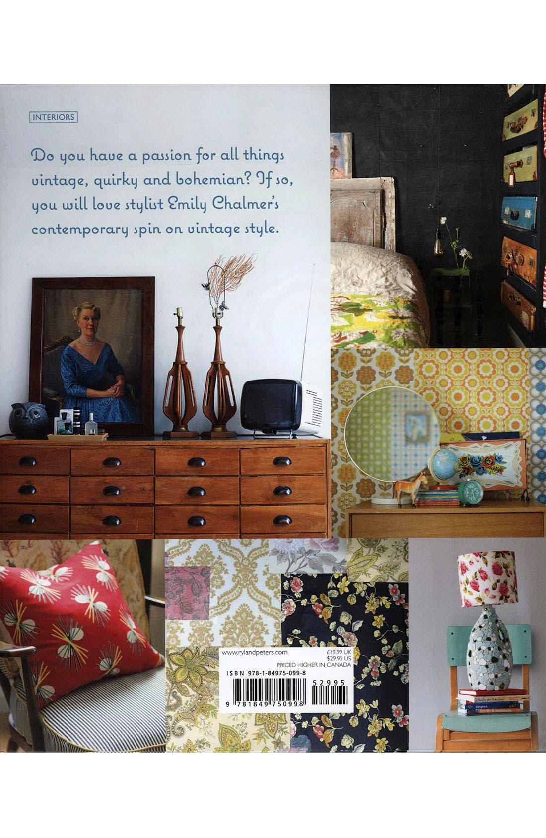 Alternate Image 2  - 'Modern Vintage Style' Interior Design Book