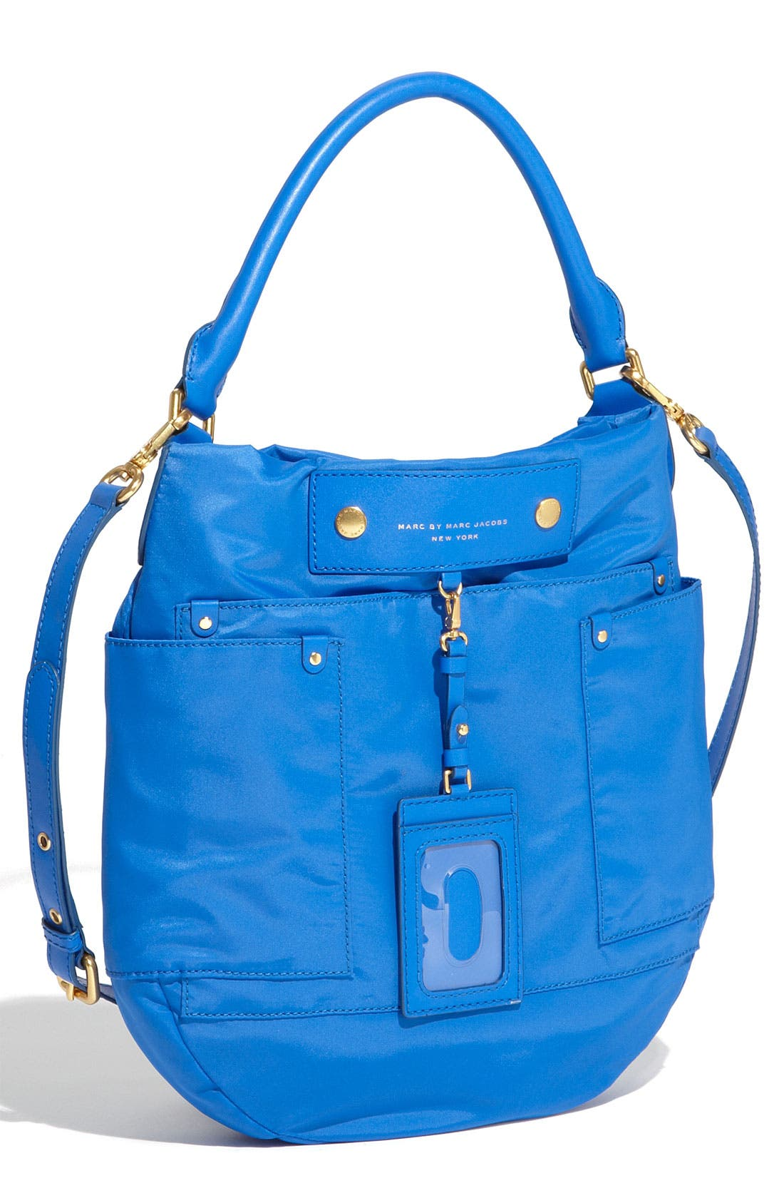Main Image - MARC BY MARC JACOBS 'Preppy Nylon Hillier' Hobo