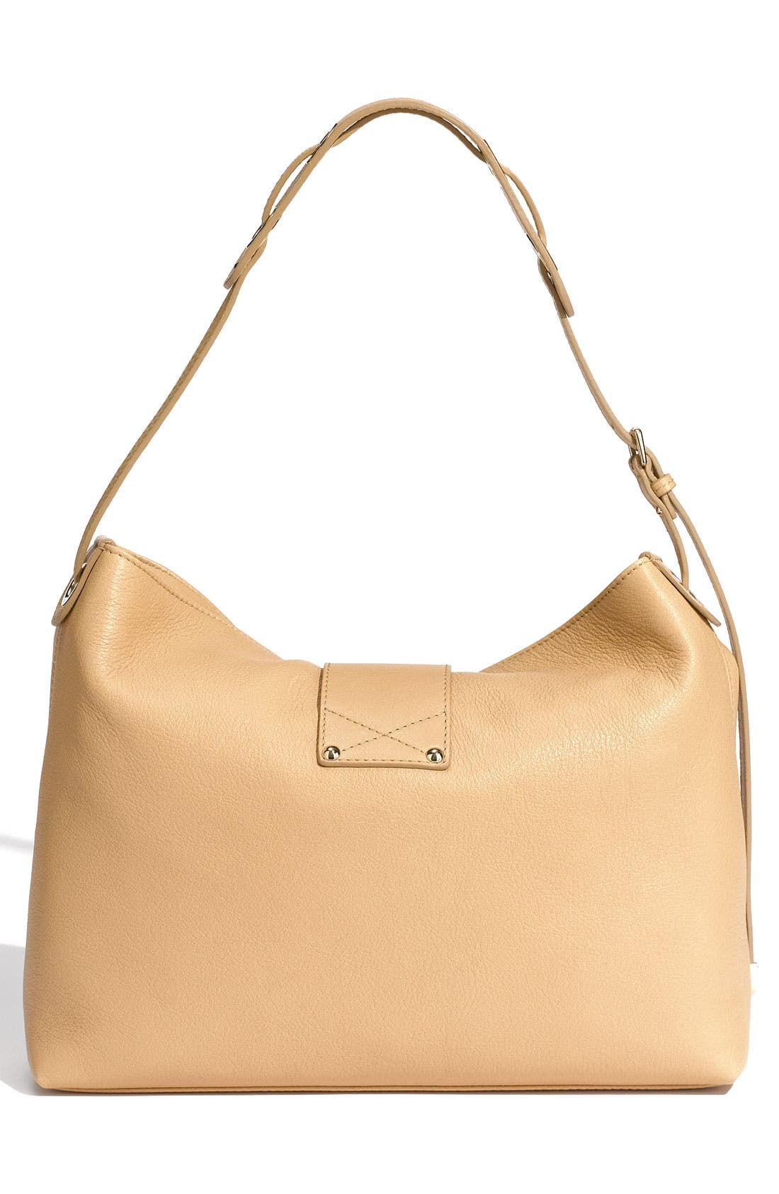Alternate Image 4  - Jimmy Choo 'Small Rachel' Grainy Calfskin Leather Shoulder Bag
