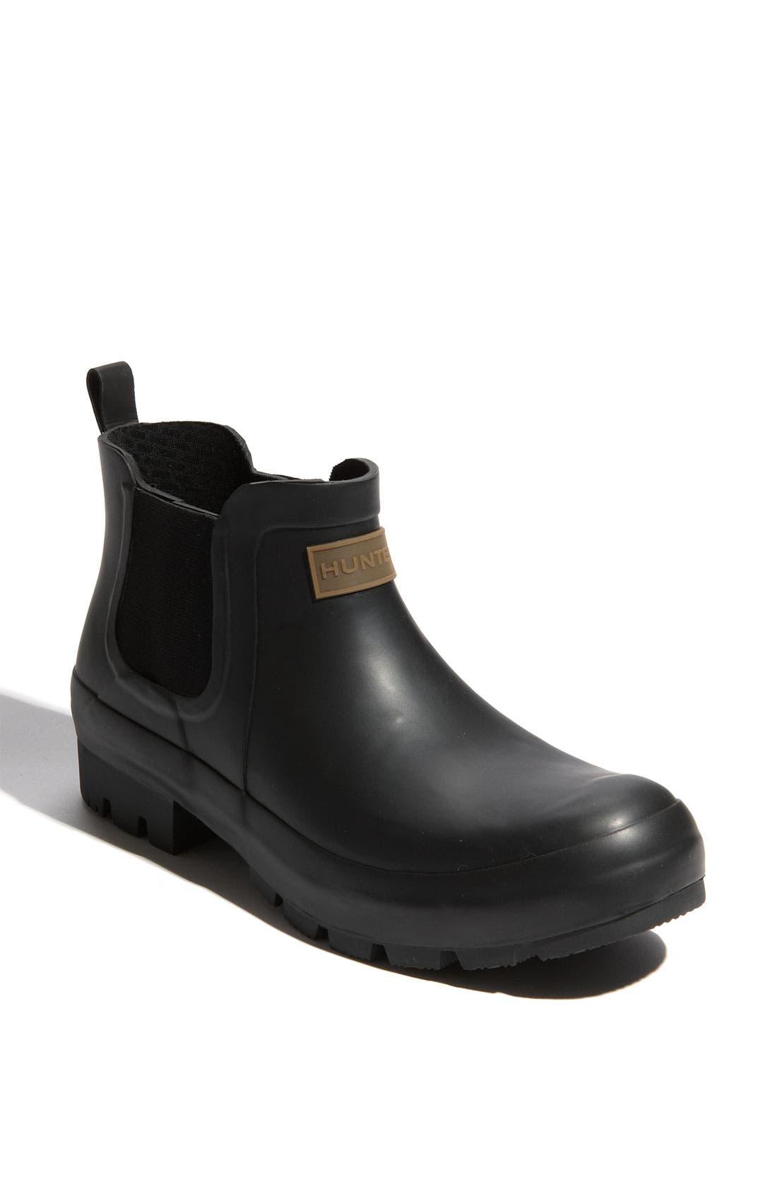 Main Image - Hunter 'Andrew' Rain Boot (Men) (Online Only)