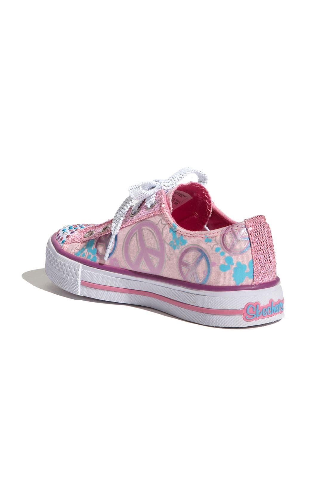 Alternate Image 2  - SKECHERS 'Lovable' Sneaker (Toddler & Little Kid)
