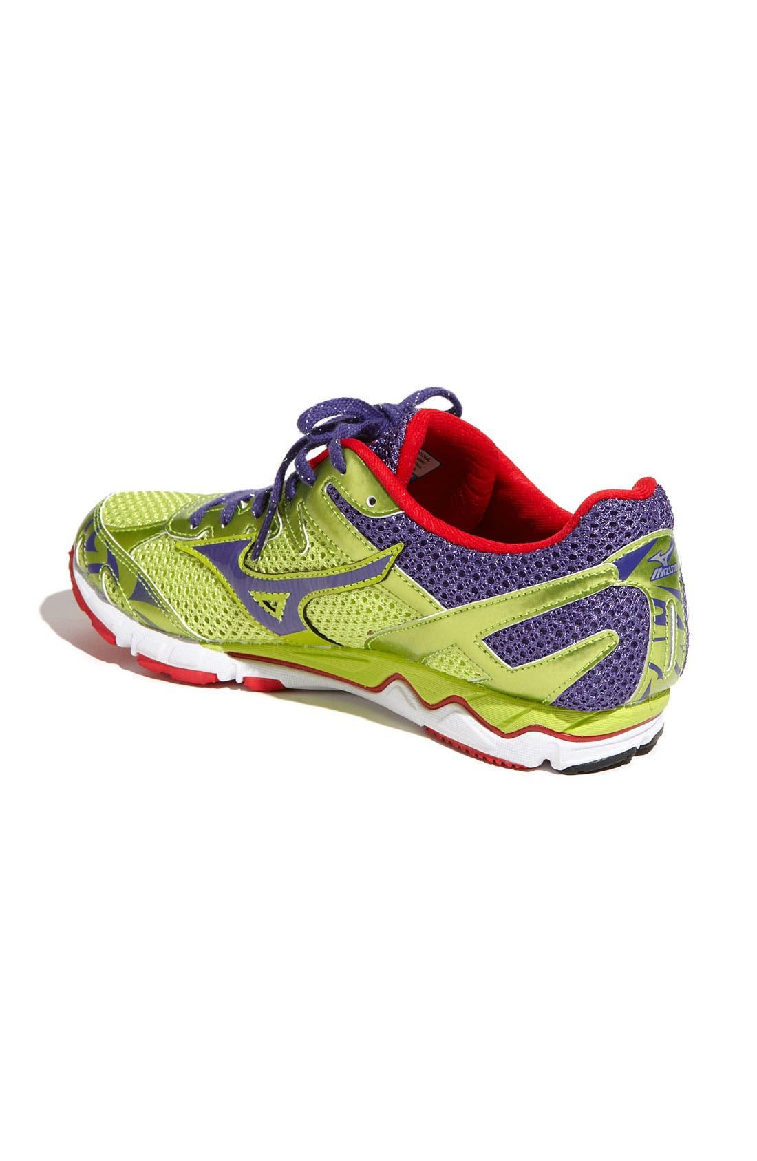 Alternate Image 2  - Mizuno 'Wave Musha 4' Running Shoe (Women) (Regular Retail Price: $89.95)