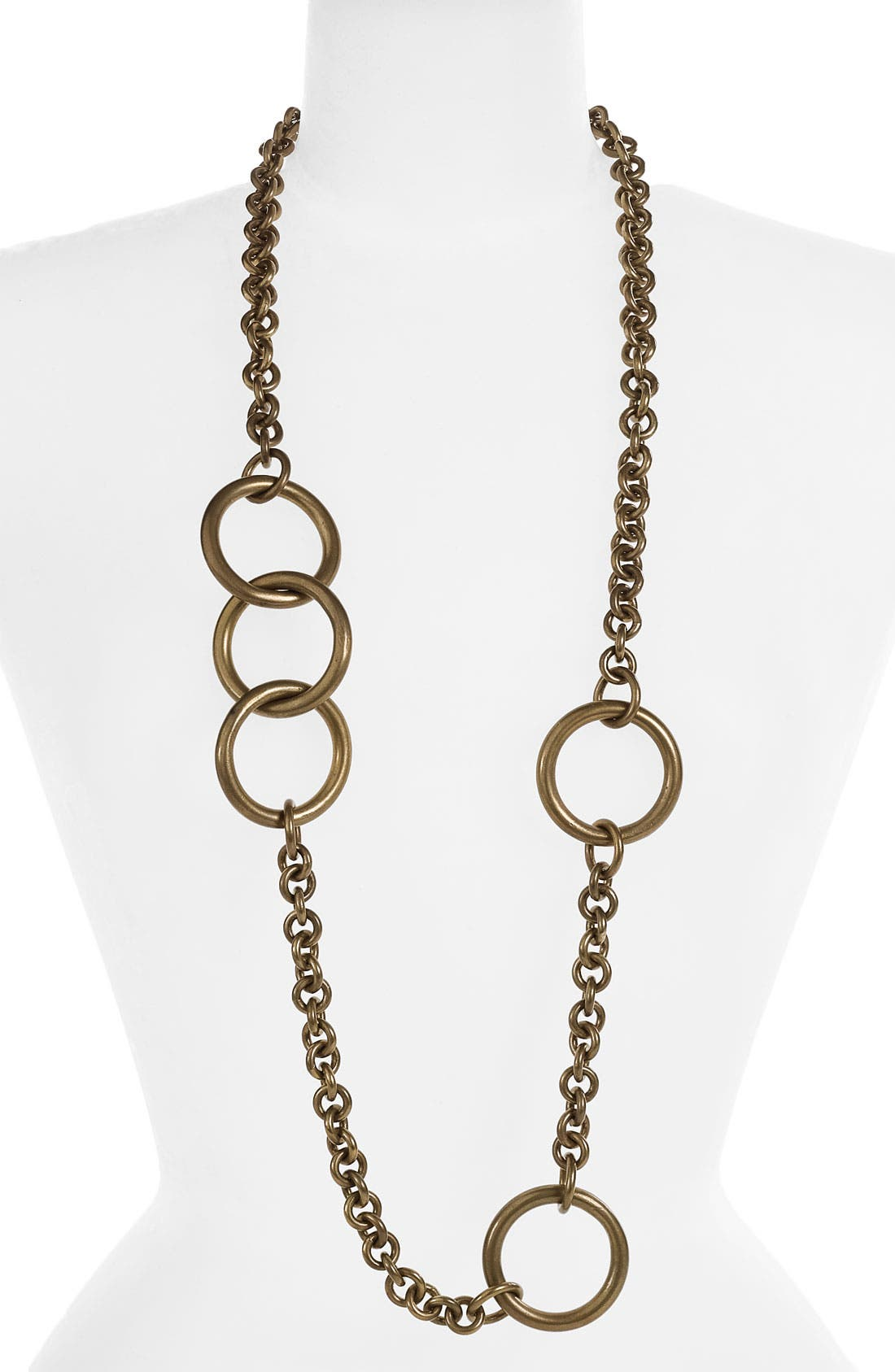 Alternate Image 1 Selected - Kelly Wearstler Asymmetrical Chain Necklace