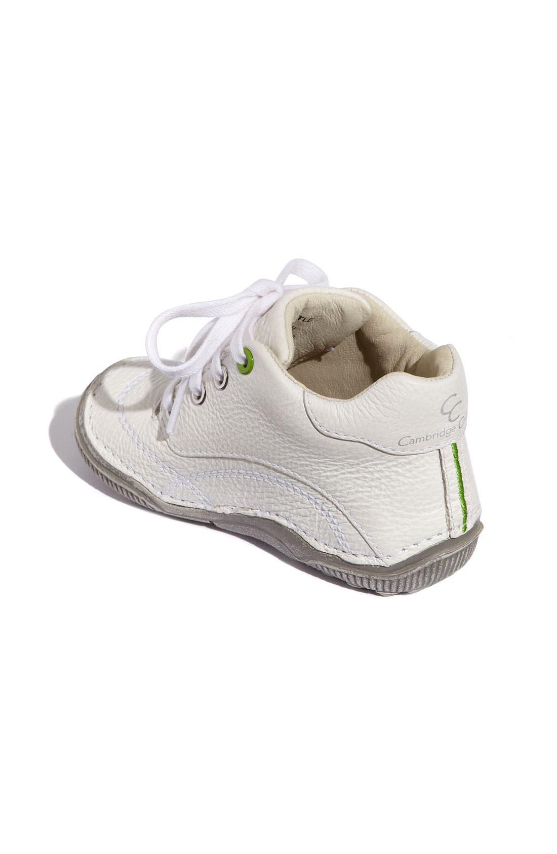 Alternate Image 2  - Stride Rite 'Brattle' Sneaker (Baby, Walker & Toddler)