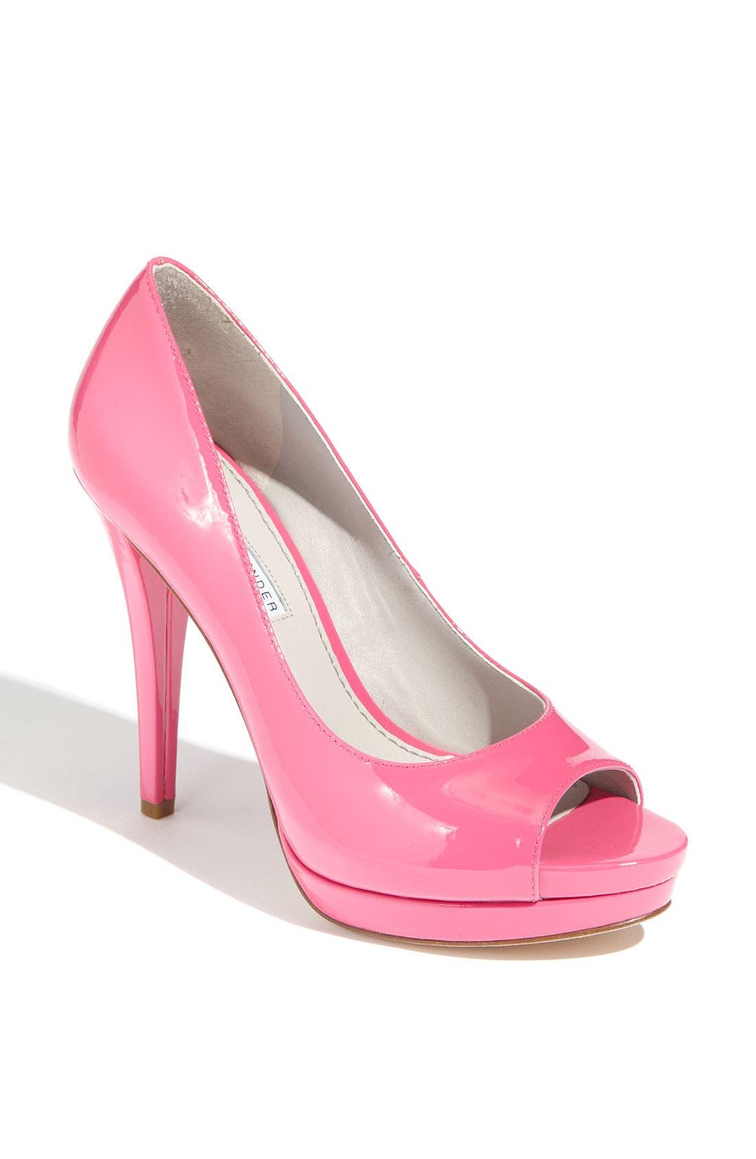 Alternate Image 1 Selected - Vera Wang Footwear 'Selima' Pump