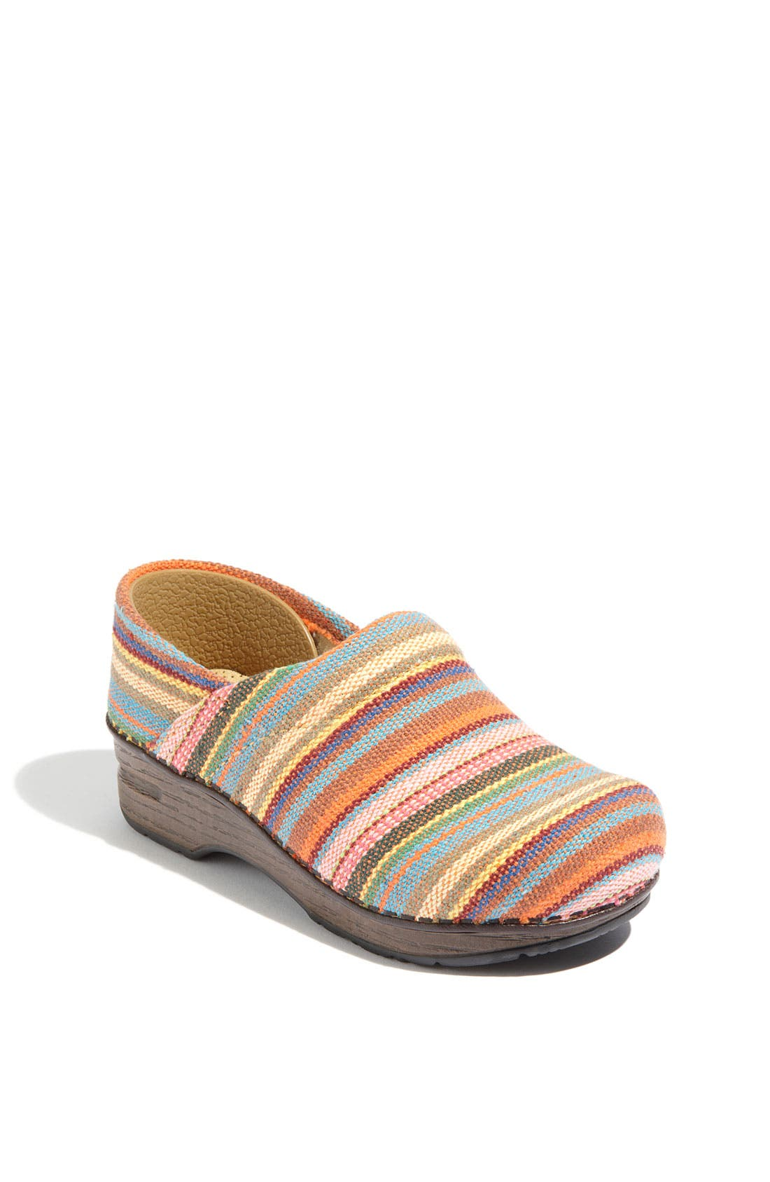 Alternate Image 1 Selected - Dansko 'Sansko Gitte' Clog (Toddler, Little Kid & Big Kid)