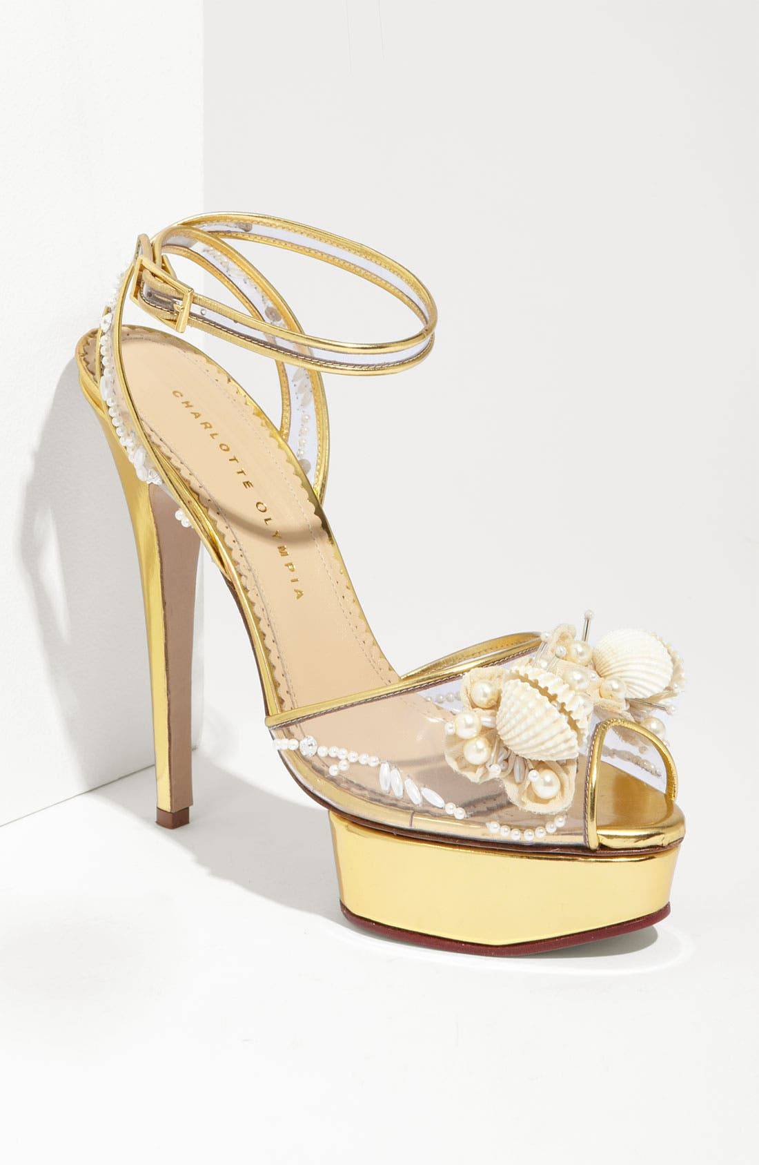 Alternate Image 1 Selected - Charlotte Olympia 'Sea Shells' Sandal