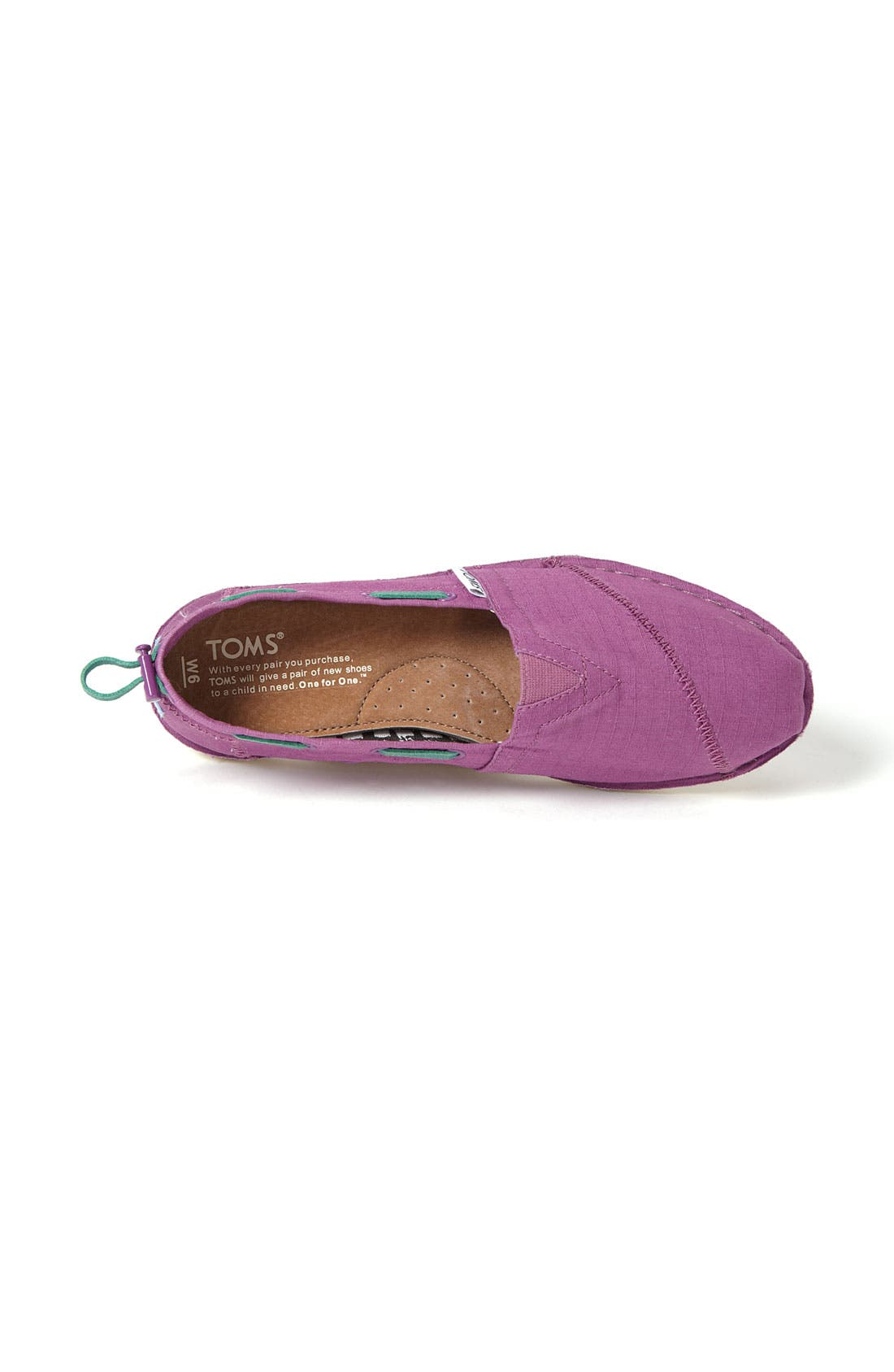 Alternate Image 3  - TOMS 'Bimini' Slip-On (Women)
