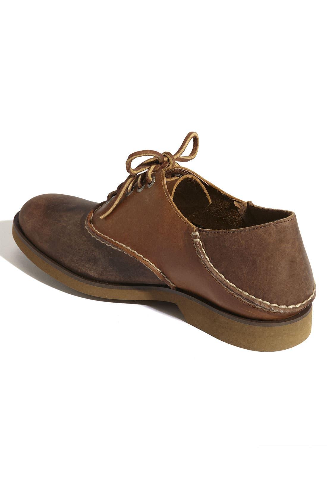 Alternate Image 2  - Sperry Top-Sider® 'Boat' Oxford Saddle Shoe