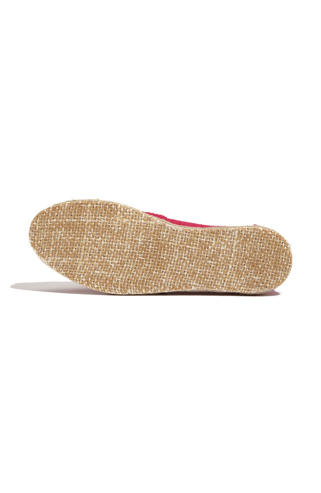 Alternate Image 4  - TOMS 'Freetown - Classic' Espadrille Slip-On (Women)