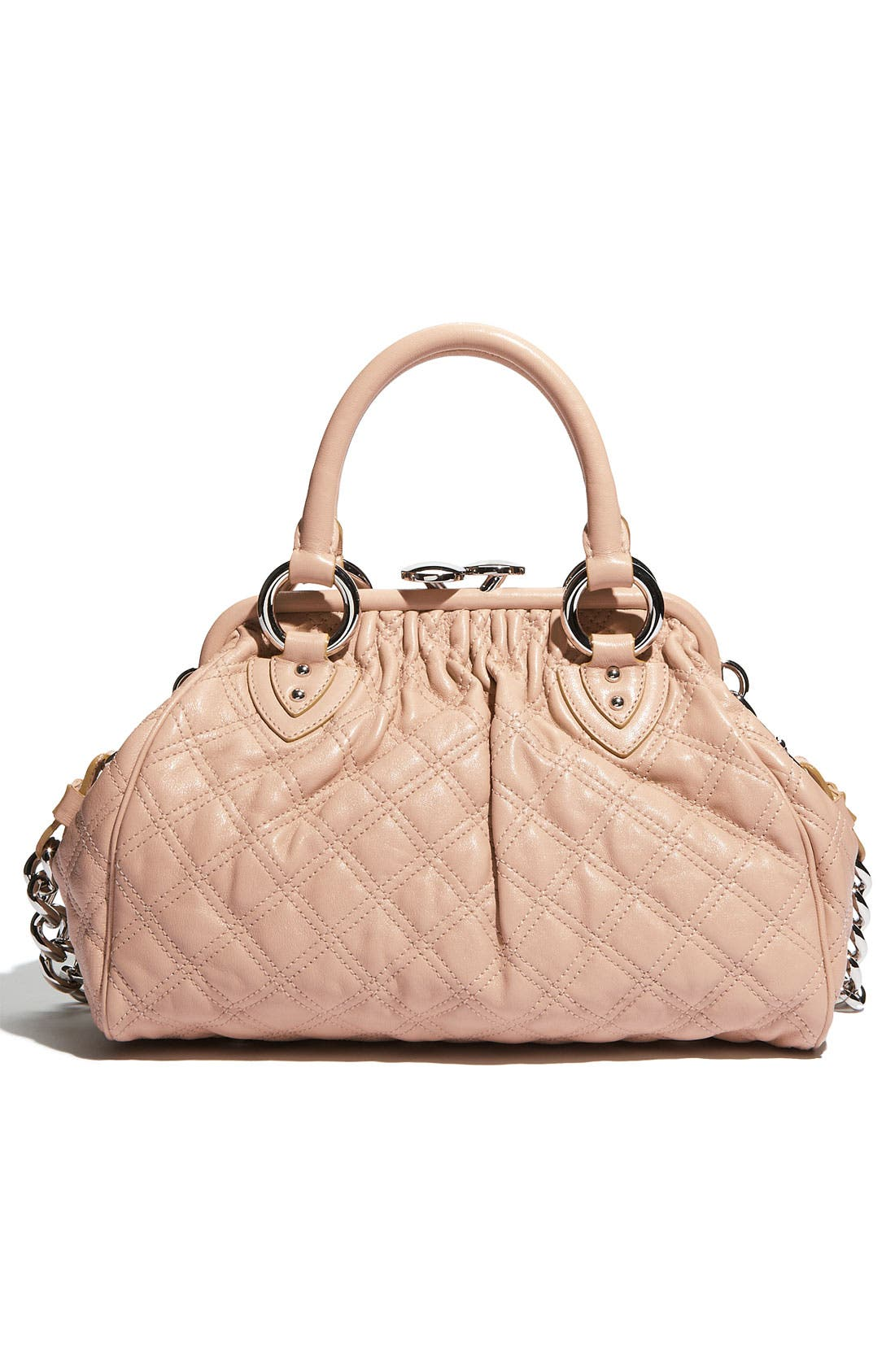 Alternate Image 4  - MARC JACOBS 'Quilting Mini Stam' Leather Satchel
