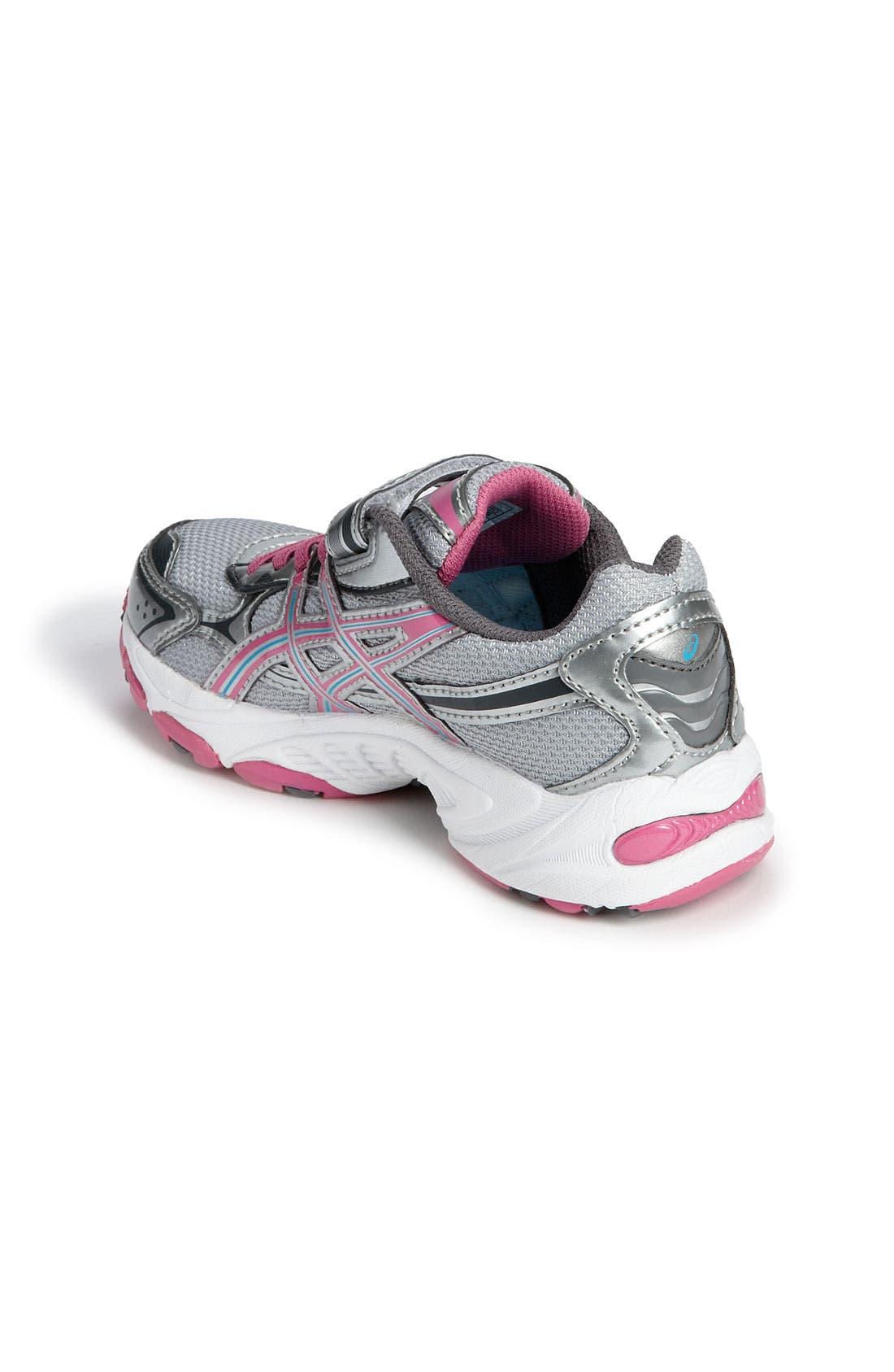 Alternate Image 2  - ASICS® 'Galaxy 5' Running Shoe (Toddler & Little Kid)