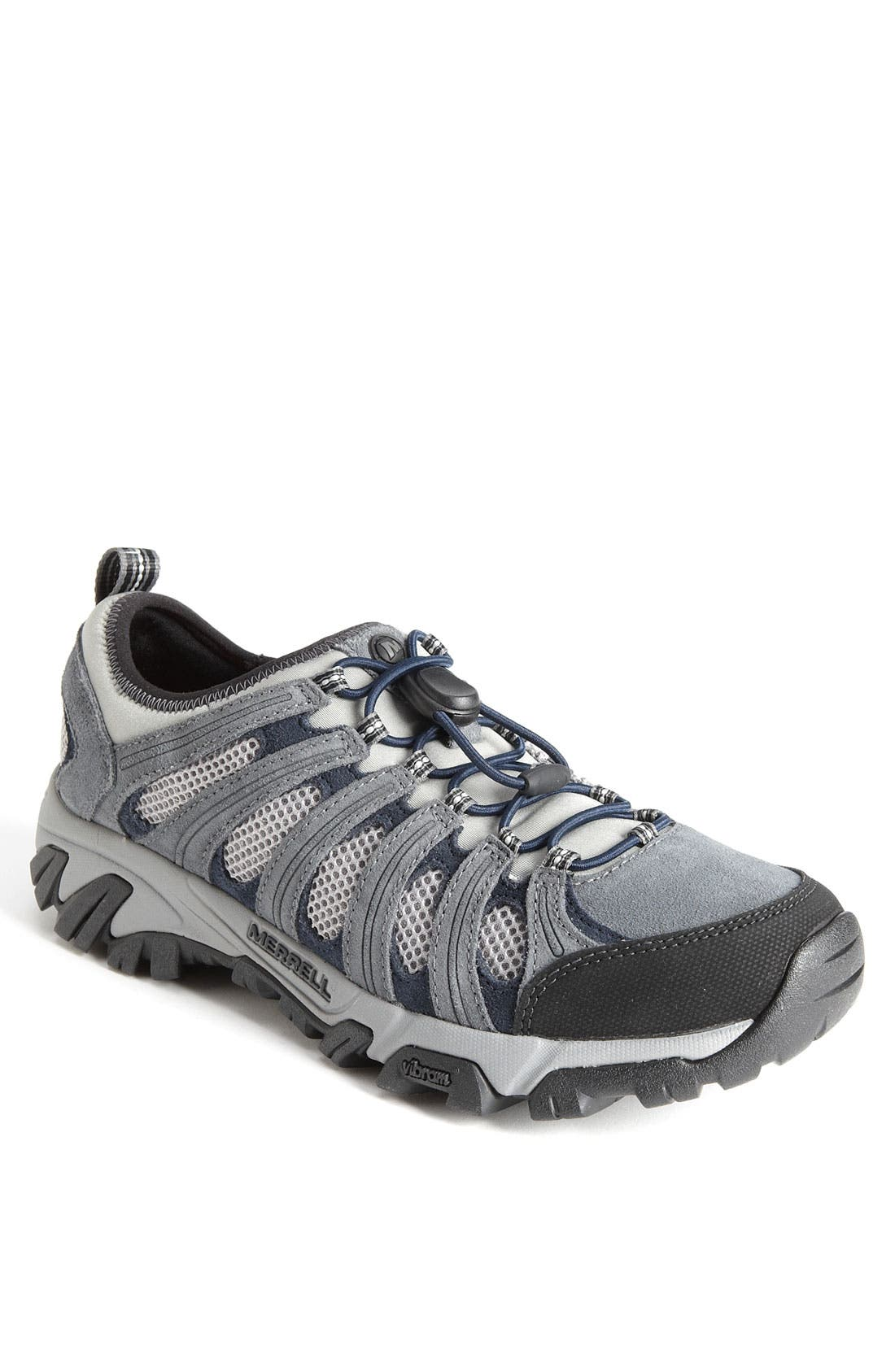 Alternate Image 1 Selected - Merrell 'Geomorph Maze Stretch' Hiking Shoe (Men)