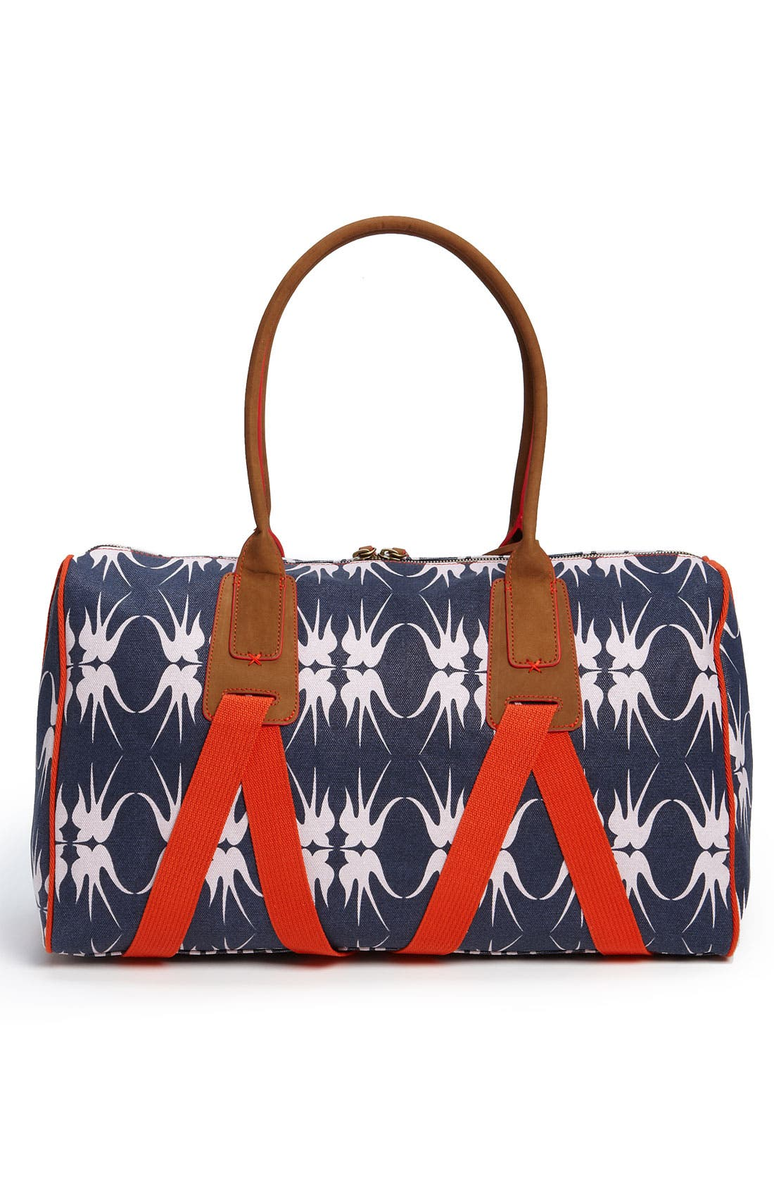 Alternate Image 4  - Loquita 'Large' Canvas Duffel