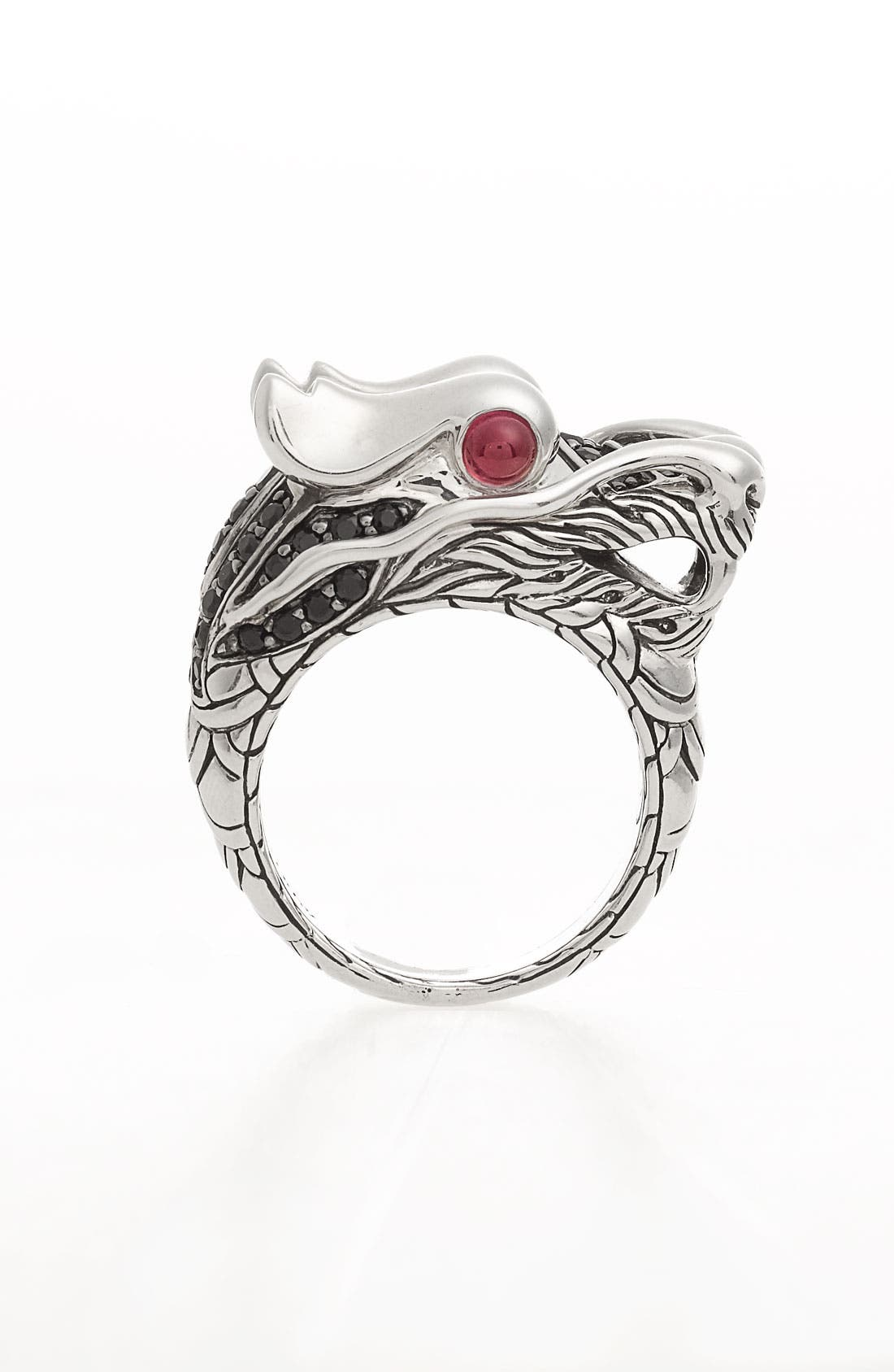 Alternate Image 2  - John Hardy 'Naga' Dragon Head Ring