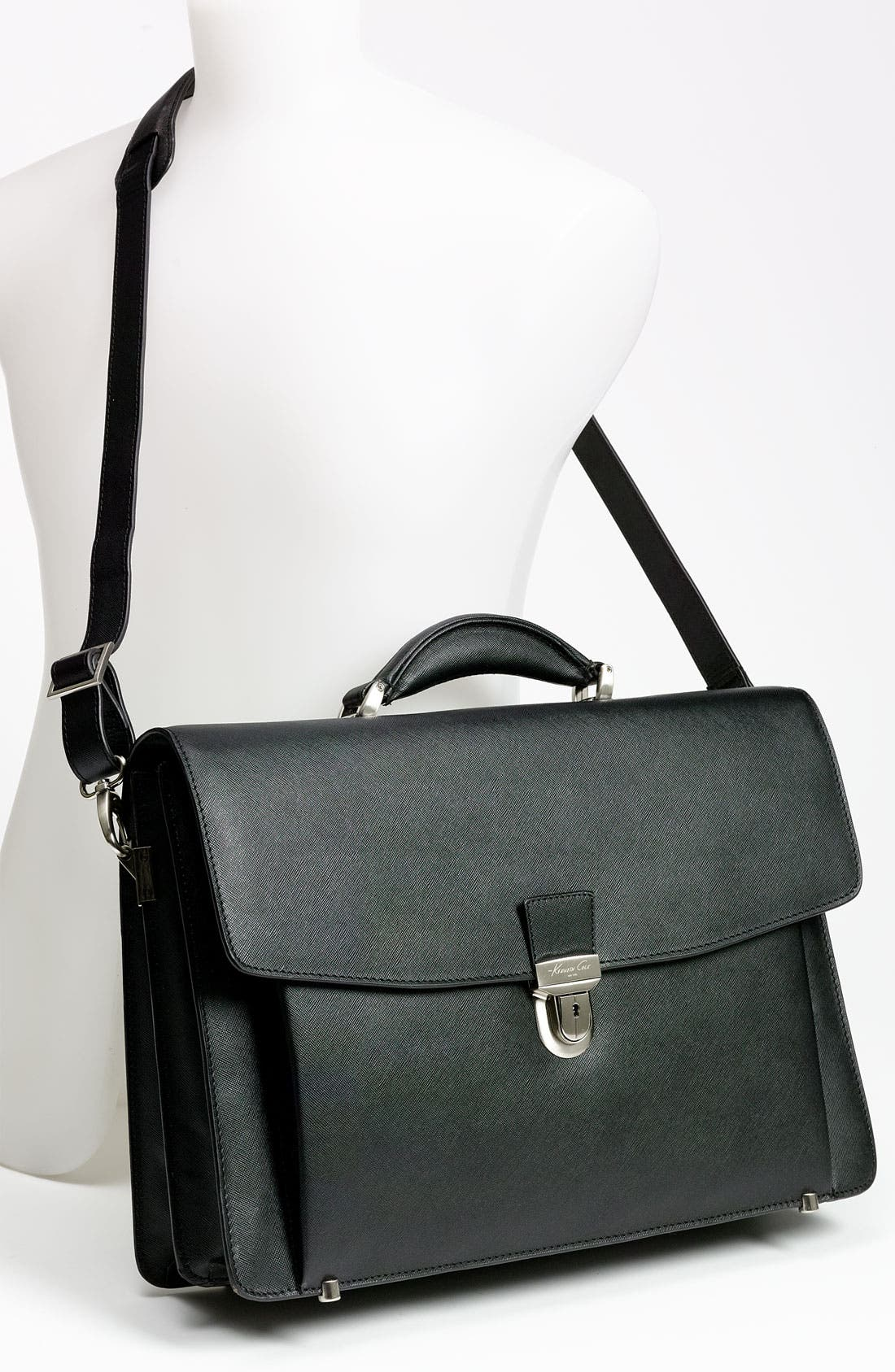 Alternate Image 4  - Kenneth Cole New York 'Flapover' Leather Portfolio