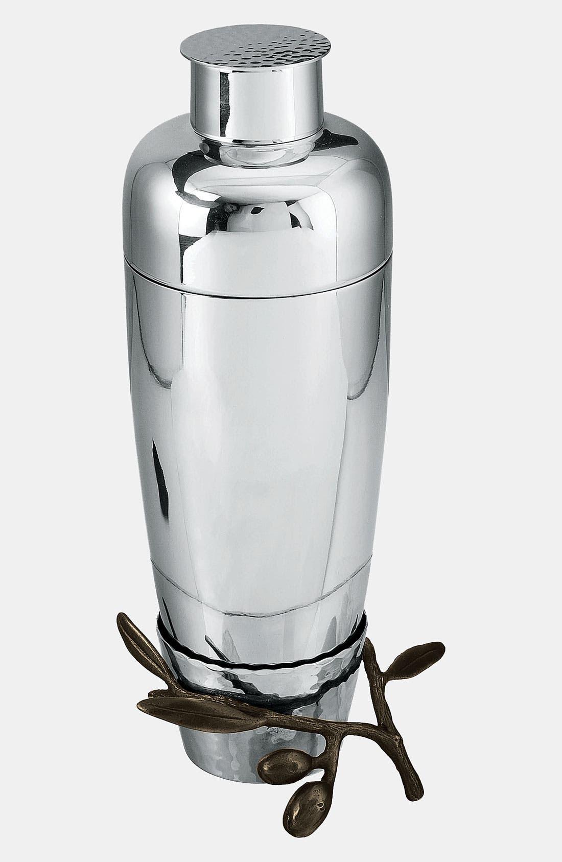 Alternate Image 1 Selected - Michael Aram 'Olive Branch' Martini Shaker