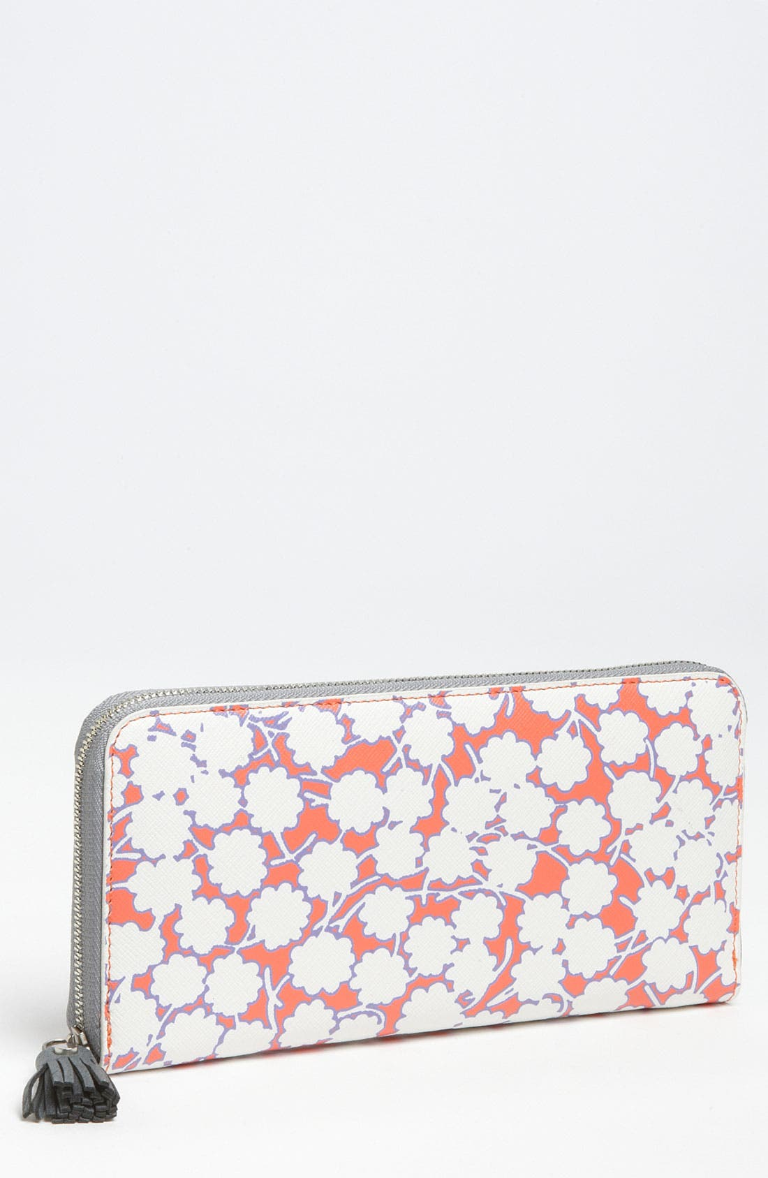 Alternate Image 1 Selected - Diane von Furstenberg 'Vintage' Zip Around Wallet