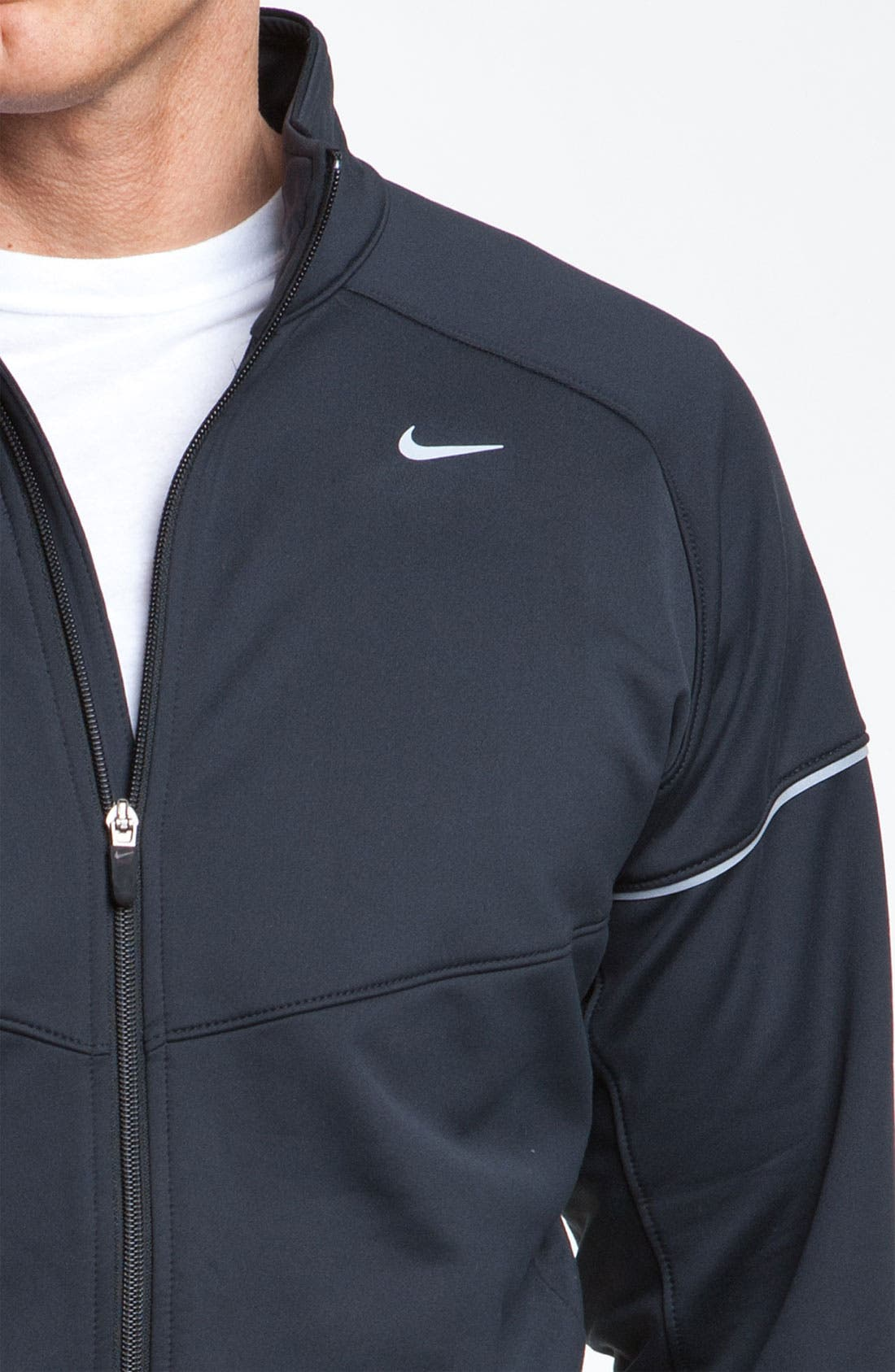Alternate Image 2  - Nike 'Element' Thermal Dri-FIT Water Resistant Running Jacket