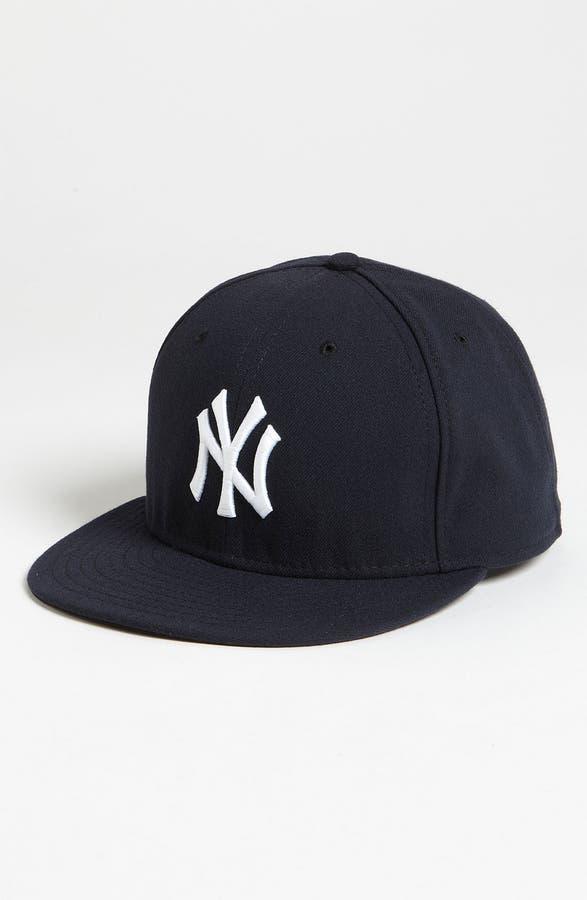 main image new era cap york baseball yankees black uk womens