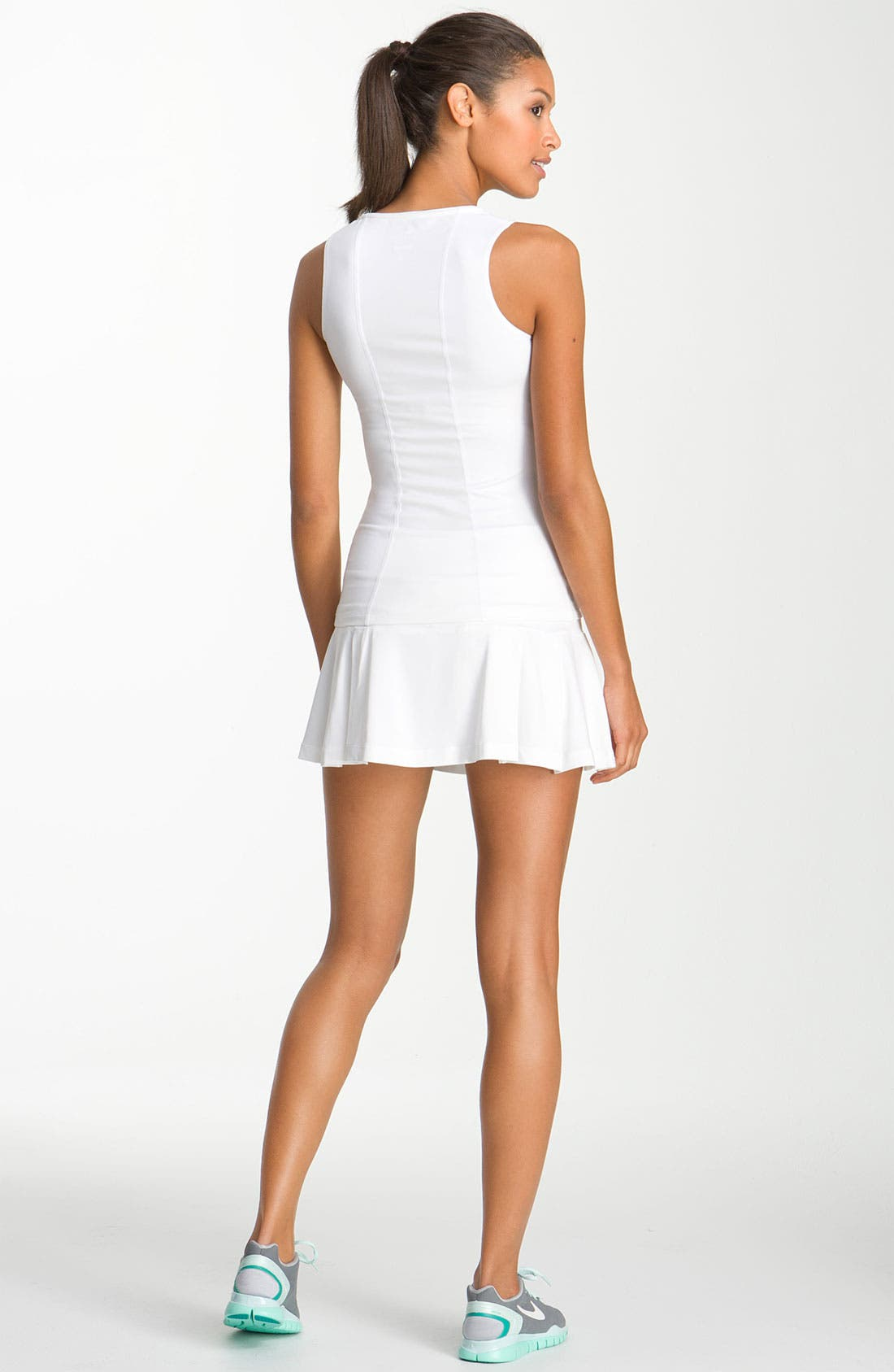 Alternate Image 5  - Nike 'Share Athlete' Tennis Skirt