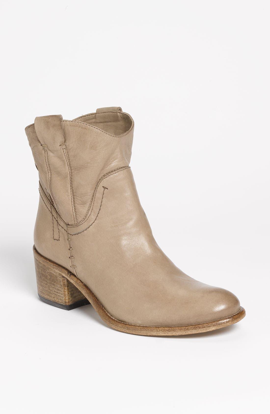 Main Image - Alberto Fermani Western Ankle Boot
