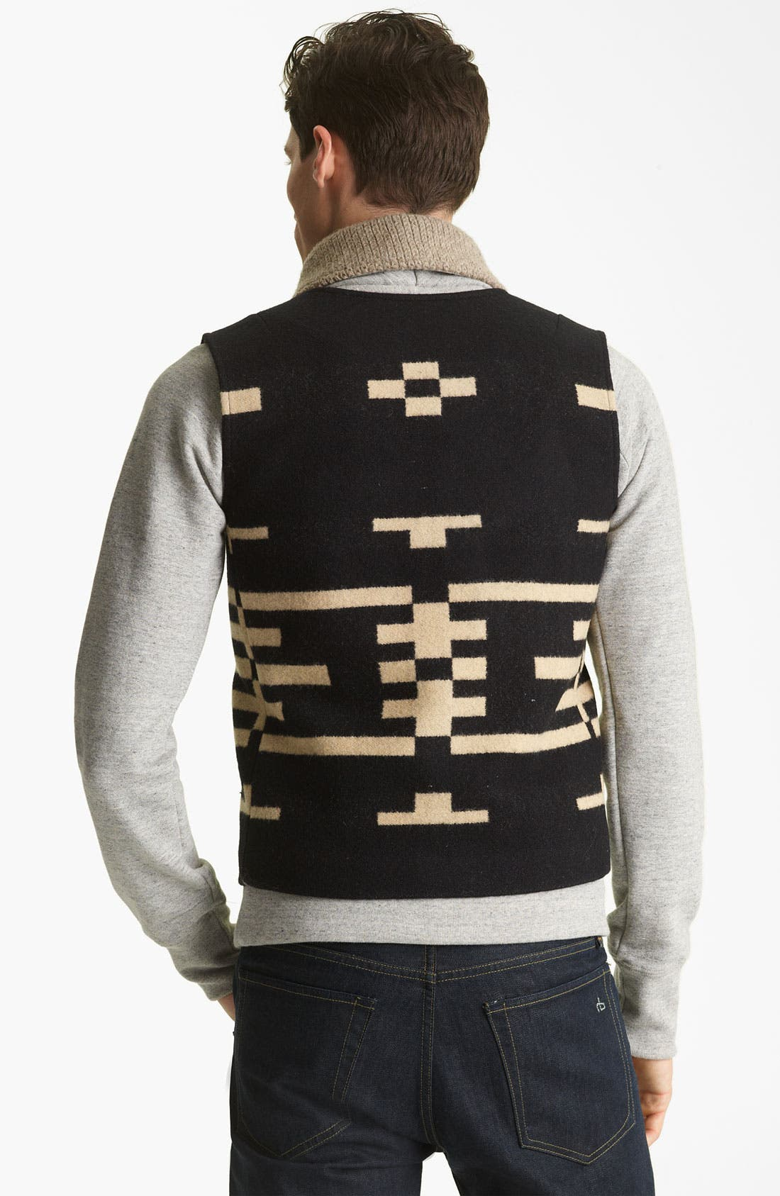 Alternate Image 2  - Pendleton Portland Collection 'Sundown' Vest