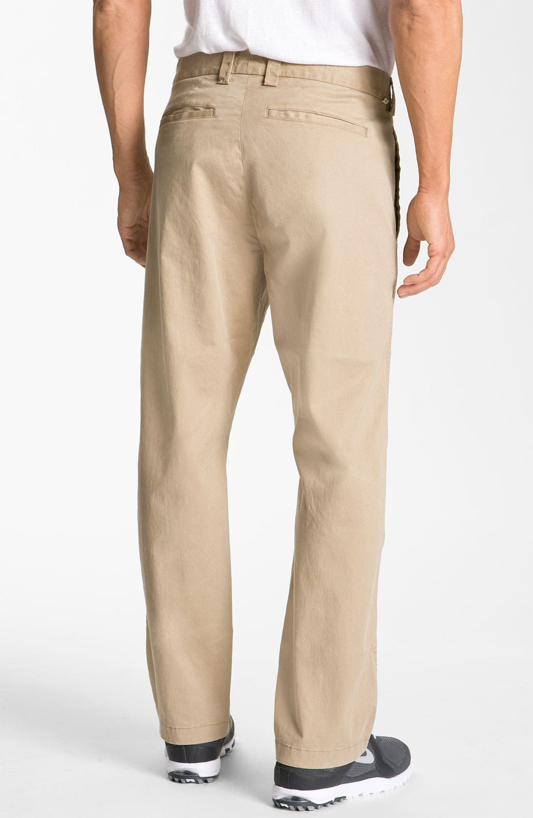 Alternate Image 2  - Cutter & Buck 'Fremont' Chinos (Big & Tall)