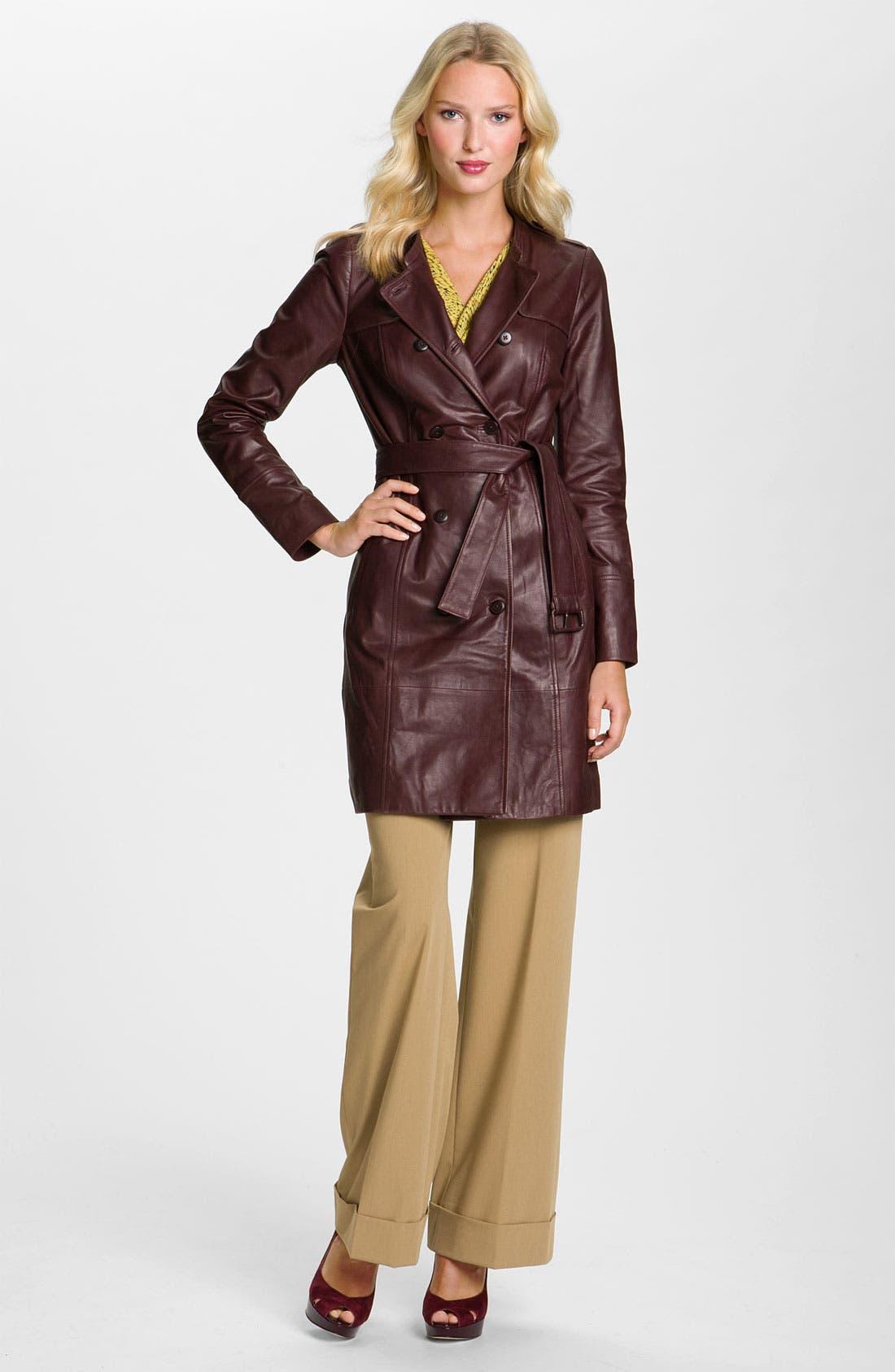 Alternate Image 4  - Classiques Entier® 'Maxella' Cuff Pants
