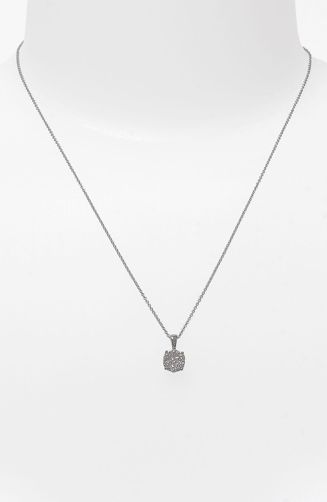 Alternate Image 2  - Bony Levy 'Lucky 7' Diamond Pendant Necklace (Nordstrom Exclusive)