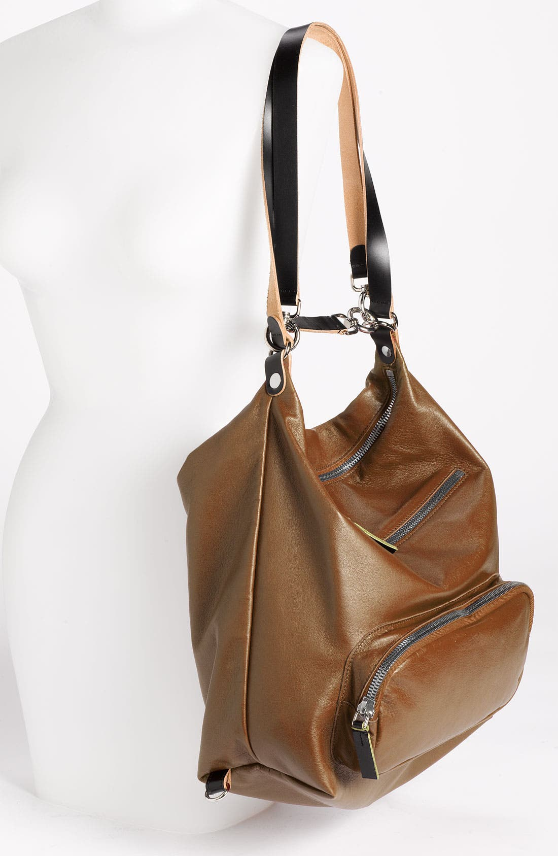 Alternate Image 2  - Marni Leather Shoulder Bag