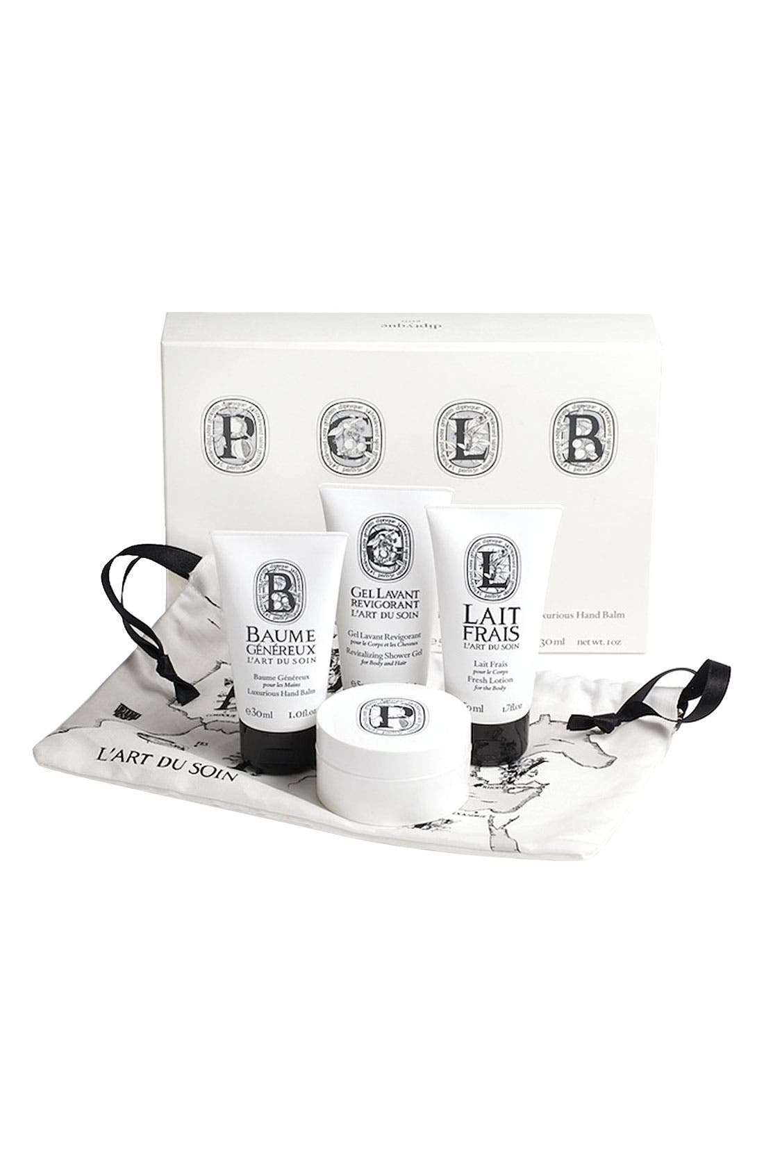 diptyque The Art of Body Care Set