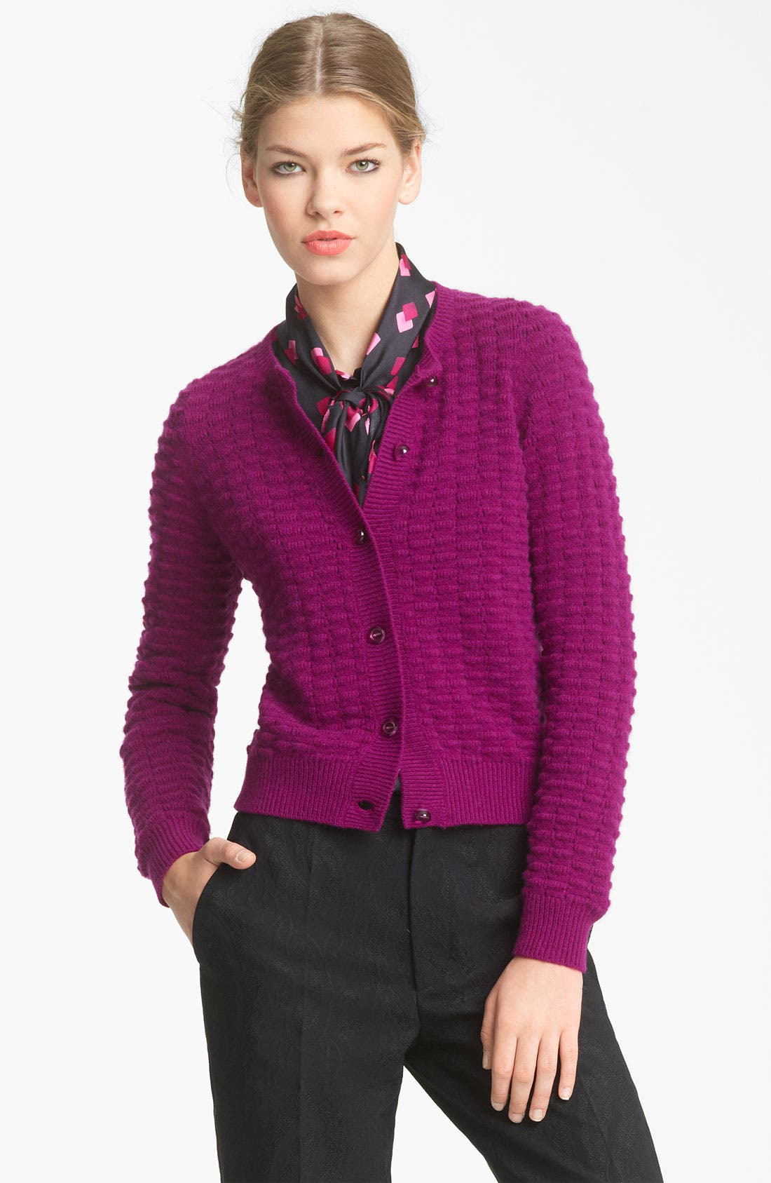 Alternate Image 1 Selected - MARC JACOBS Cashmere Cardigan