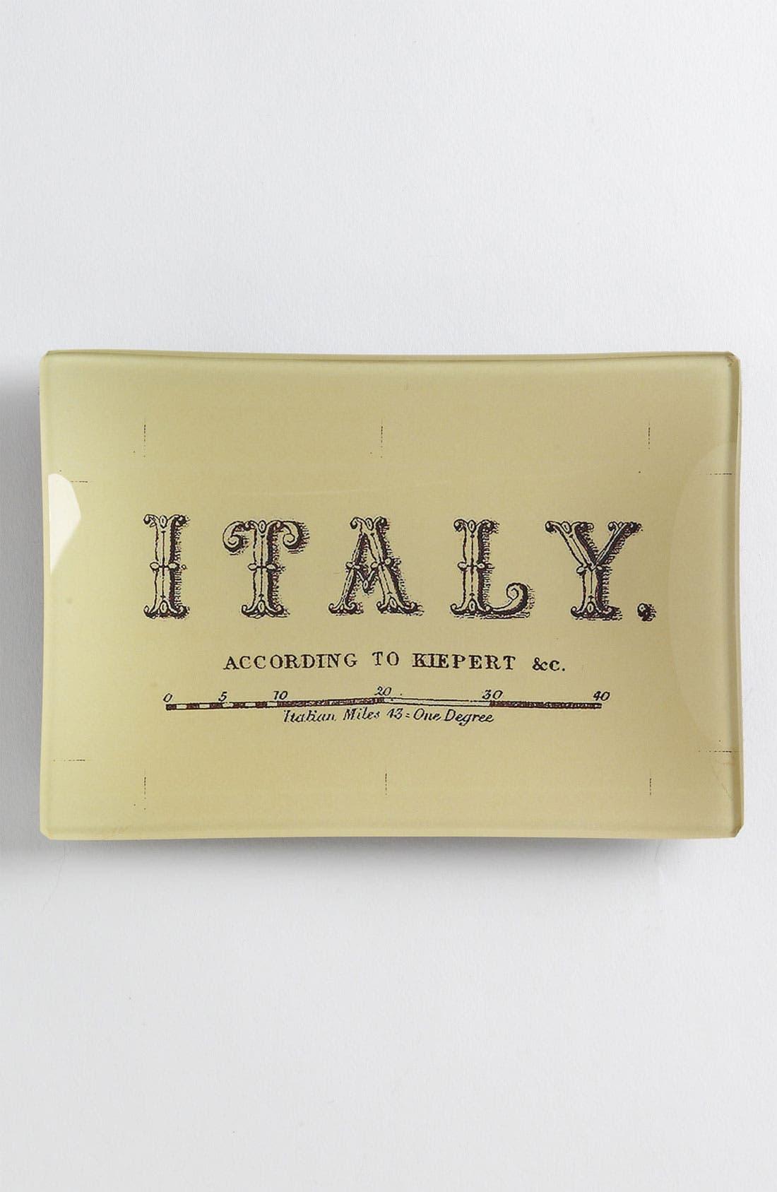 Alternate Image 1 Selected - Ben's Garden 'Italy' Trinket Tray
