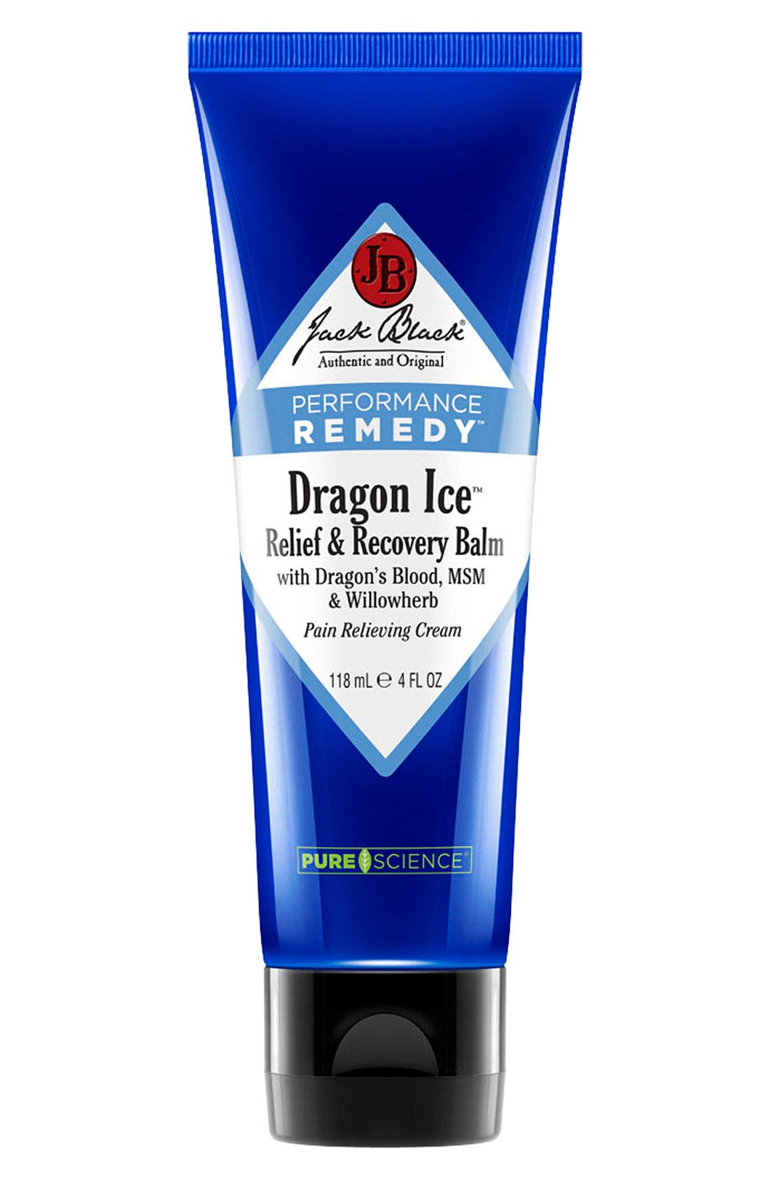 Jack Black 'Dragon Ice' Relief & Recovery Balm