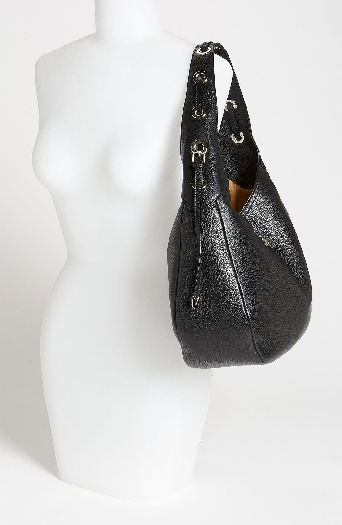 Alternate Image 2  - Jimmy Choo 'Relax' Leather Hobo