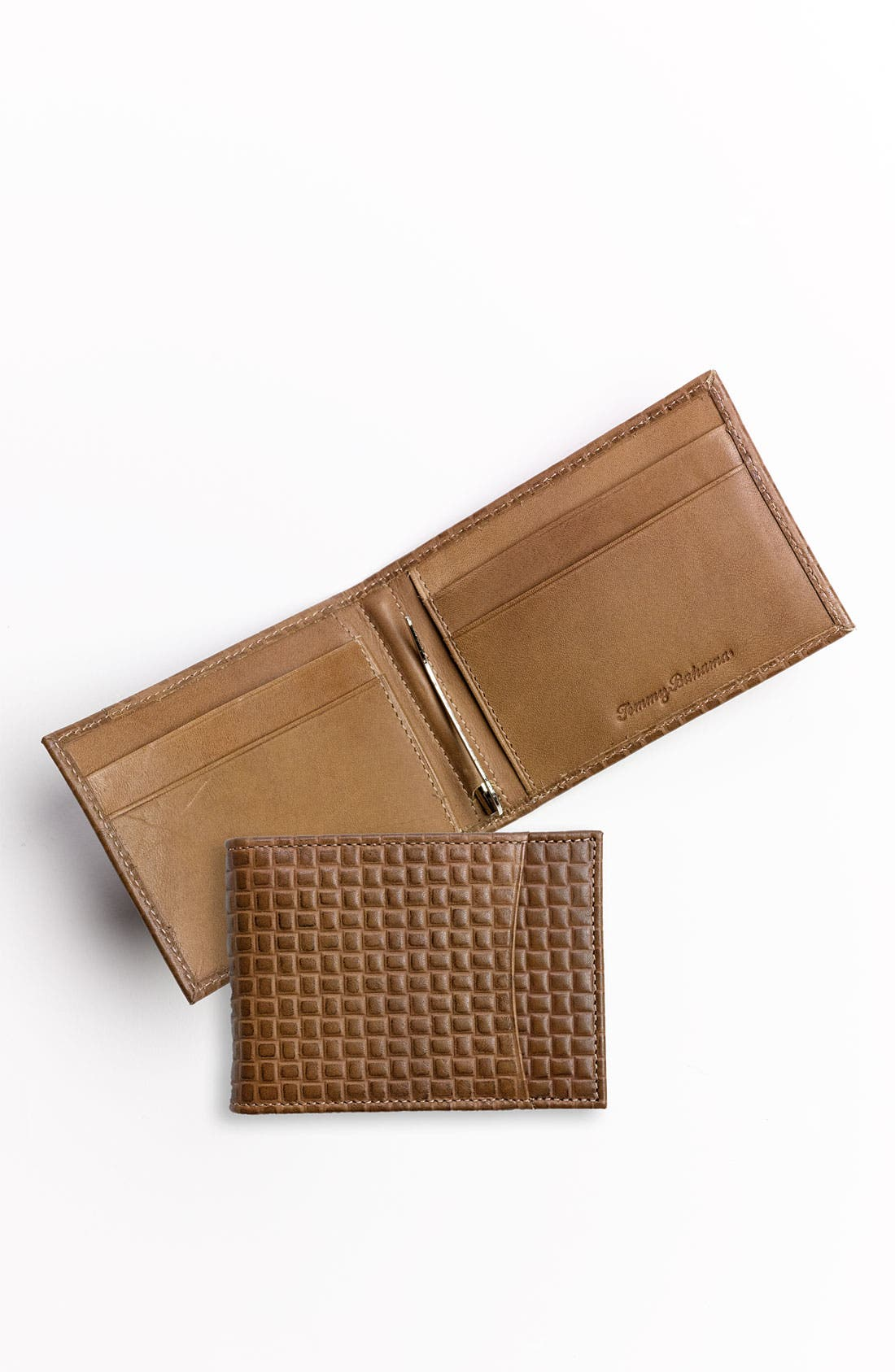 Main Image - Tommy Bahama 'Sea Side' Bifold Wallet