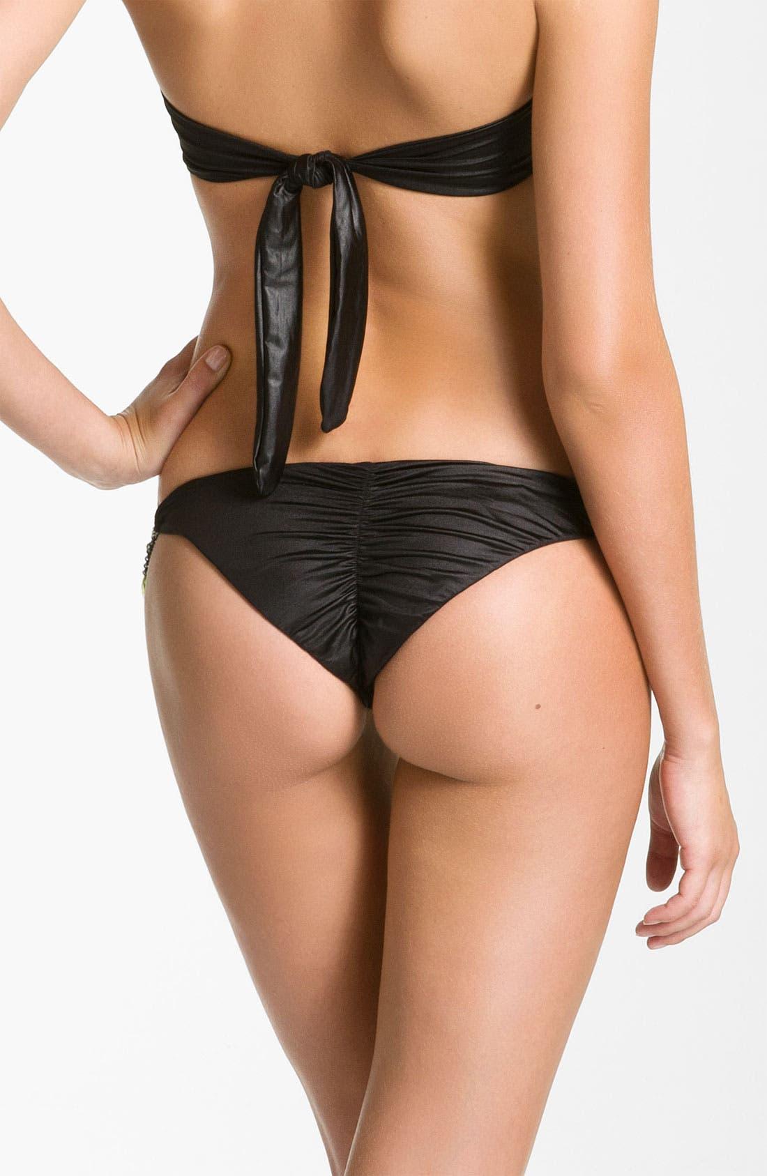 Alternate Image 2  - Beach Bunny 'Love on Top' Brazilian Bikini Bottoms